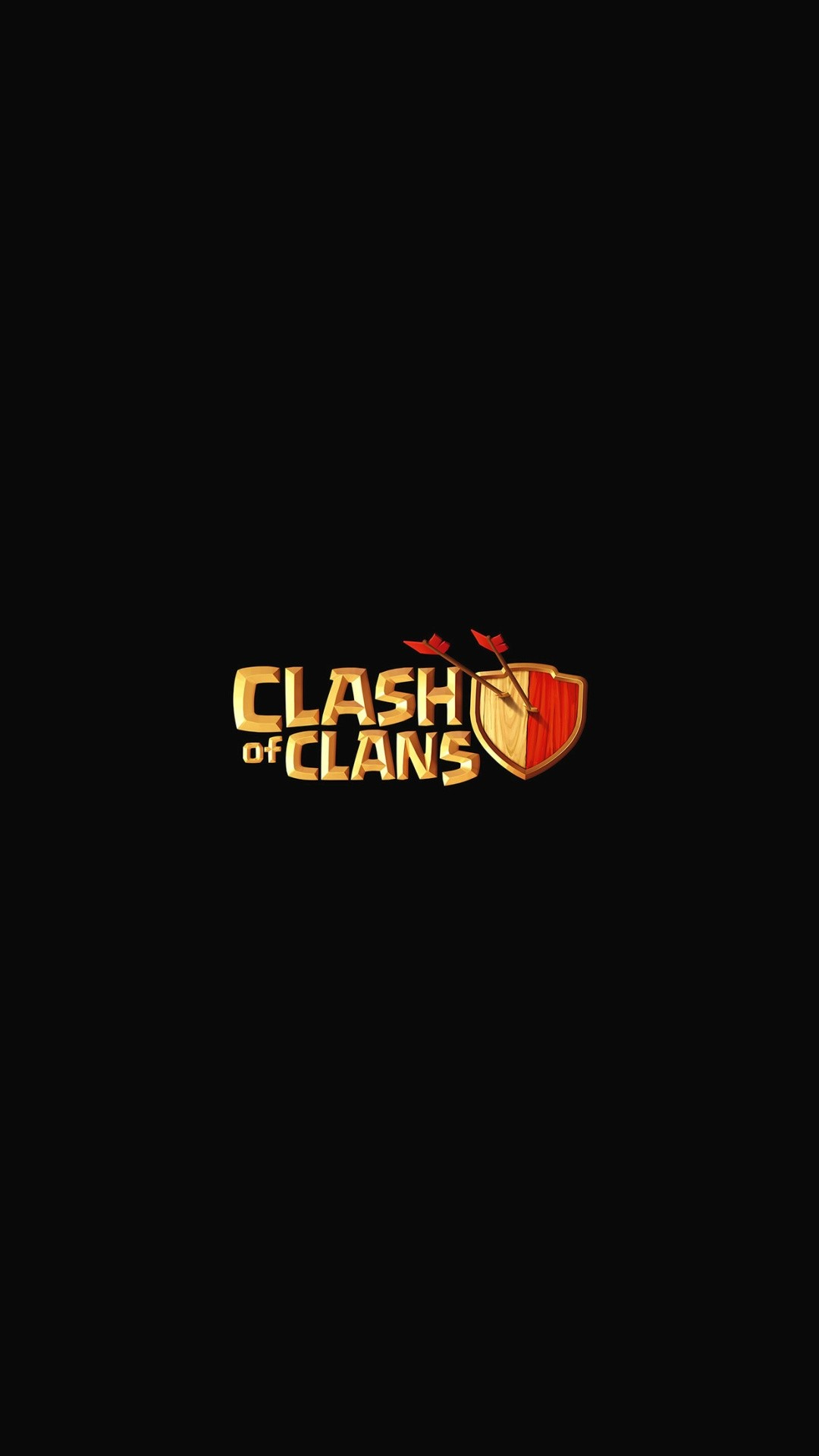 Clash Of Clans Game iPhone 6+ HD Wallpaper – https://freebestpicture.