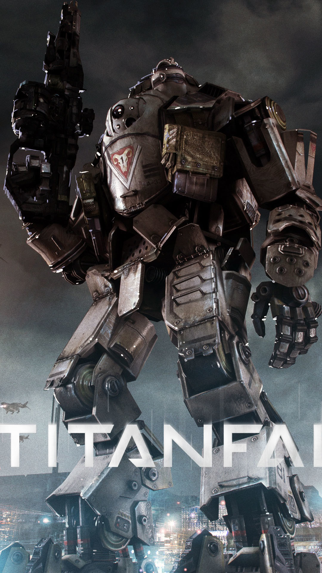 Titanfall wallpapers for iPhone 7