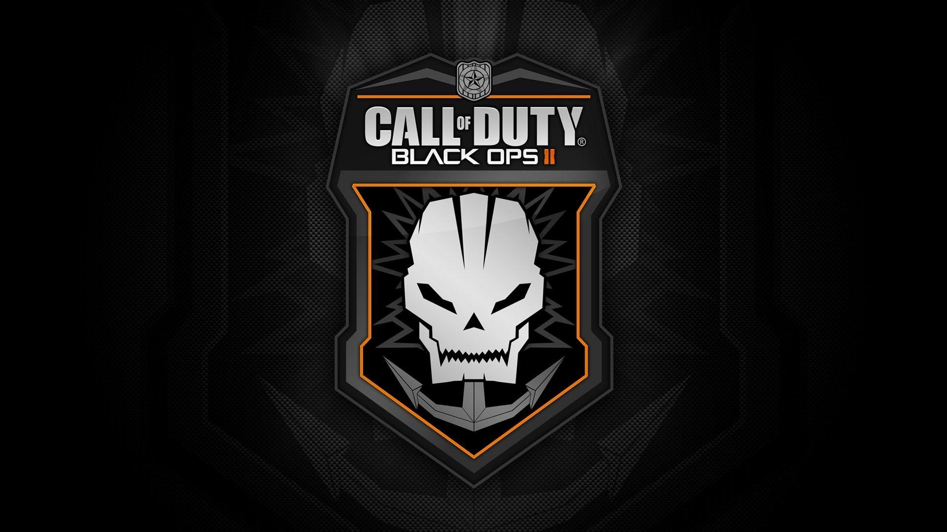 Call Of Duty Black Ops 3 Black Logo Wallpaper