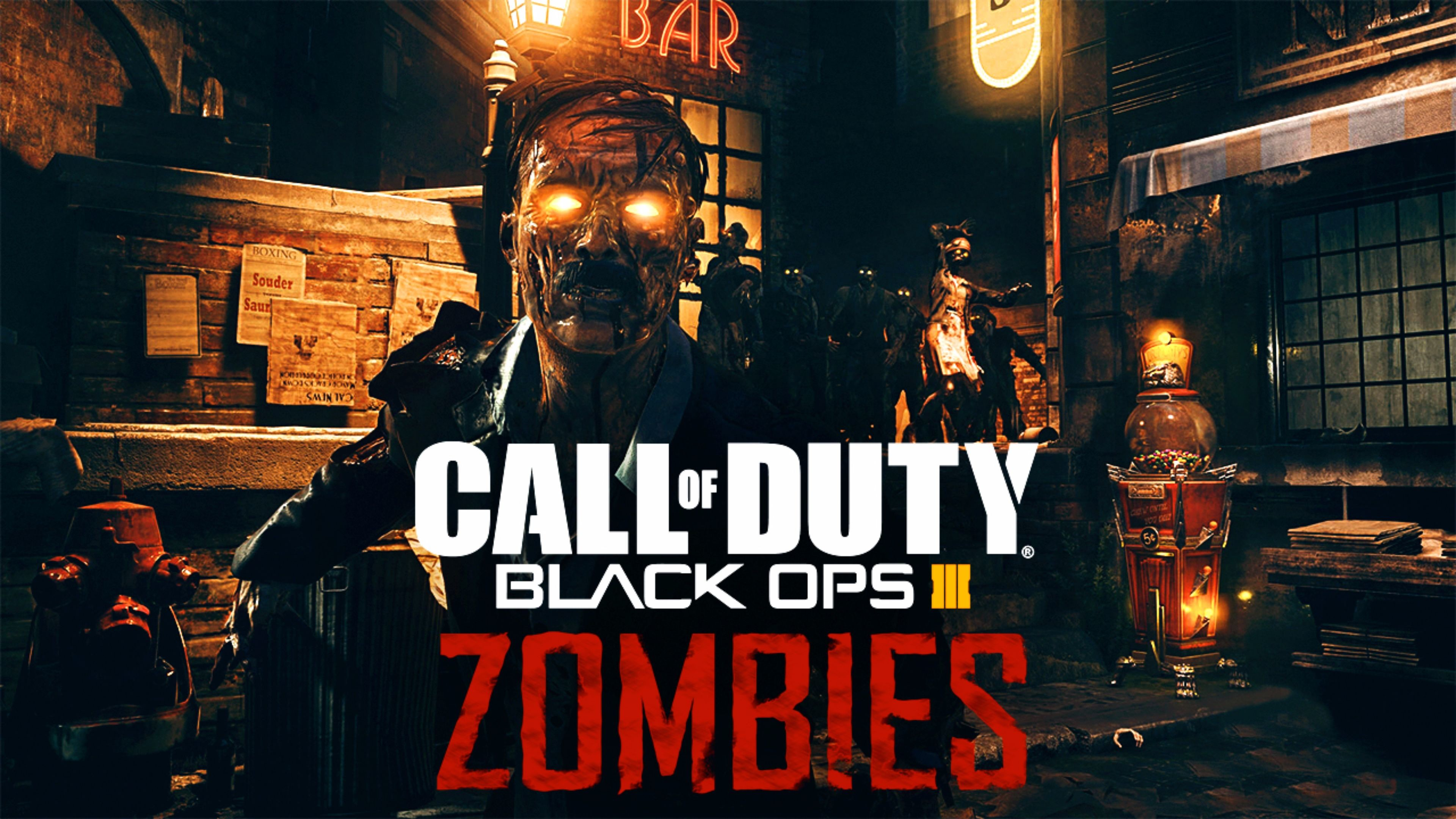 40 Call Of Duty: Black Ops III HD Wallpapers | Backgrounds