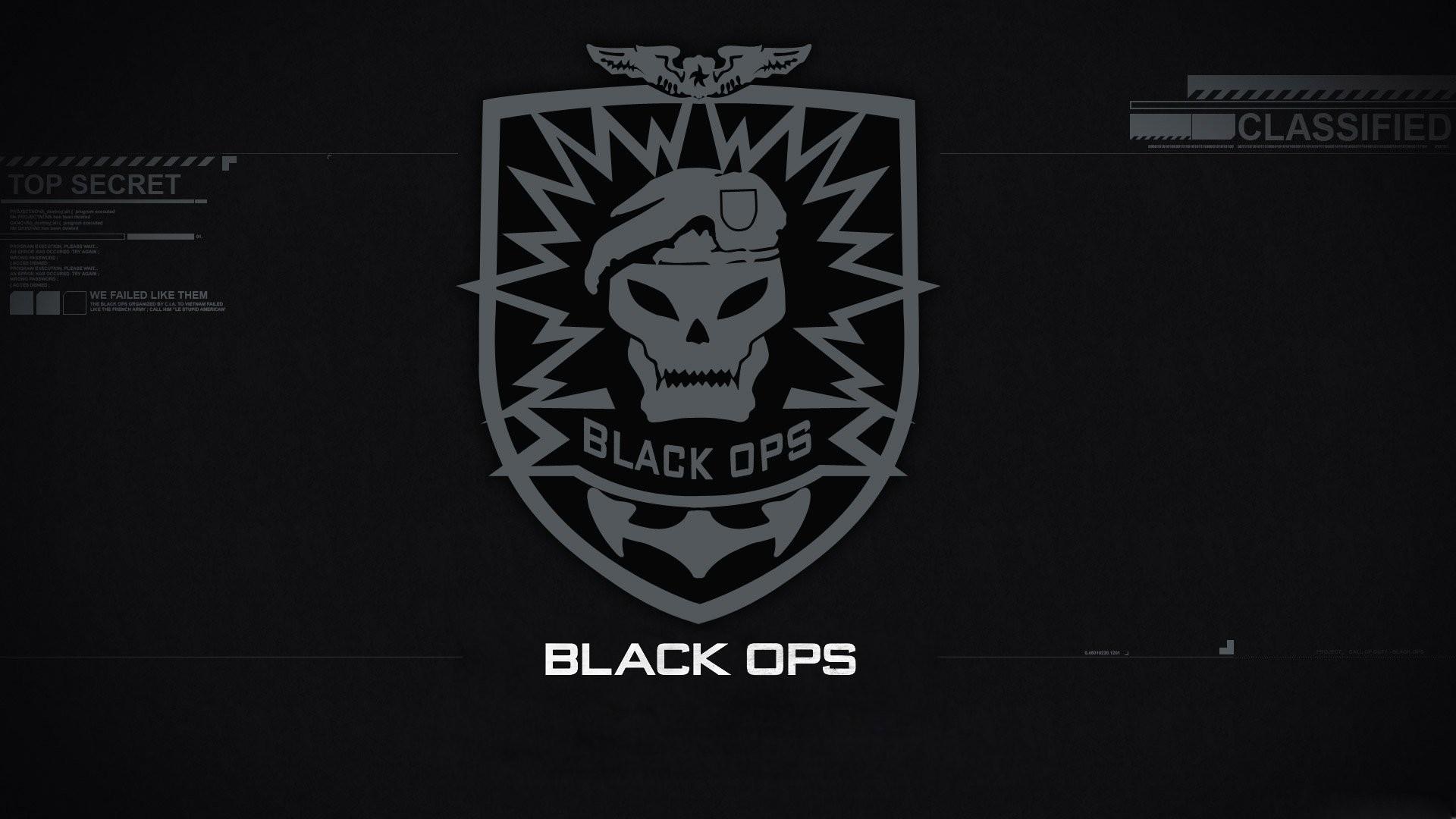 Black Ops Wallpaper Wallpaper