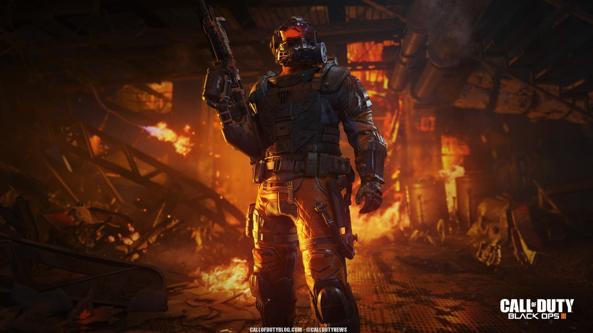All 'Firebreak' Specialist Voice Lines as of the Black Ops 3 Beta [LEAK