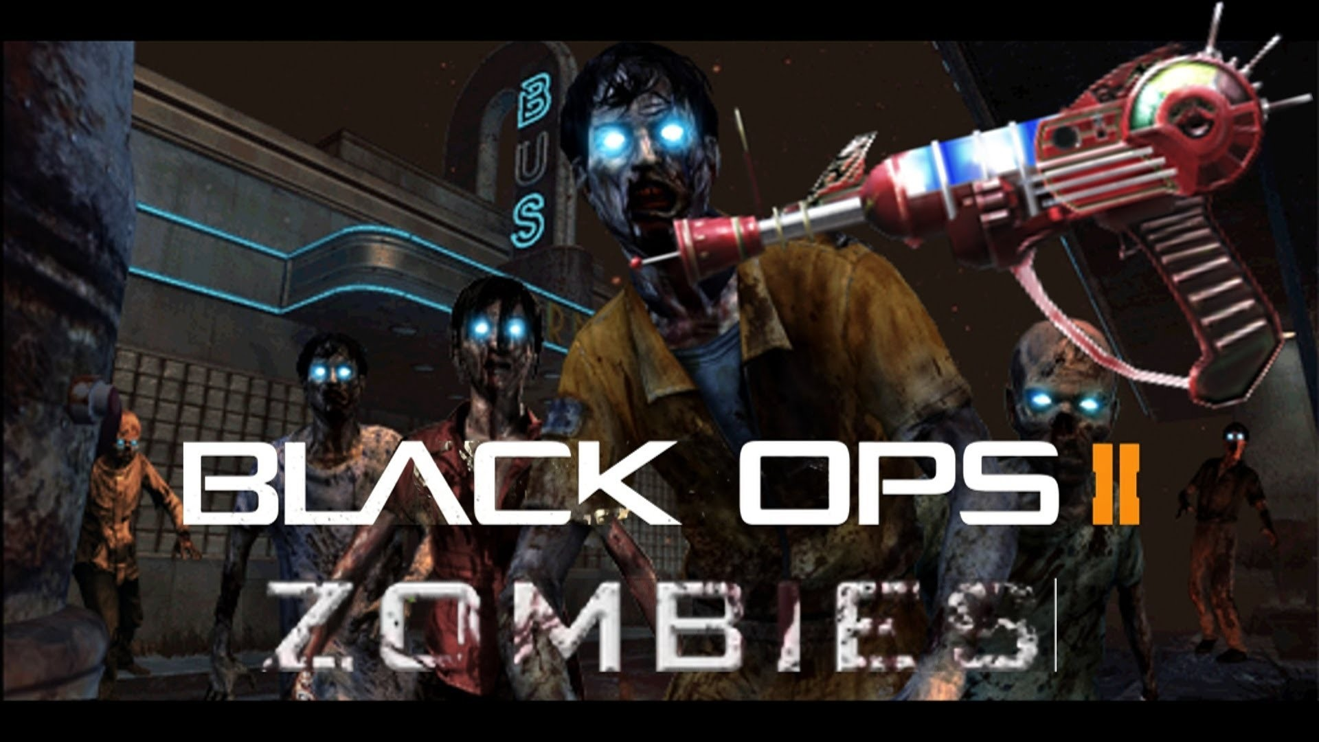 Call Of Duty Black Ops 2 Zombies Guns
