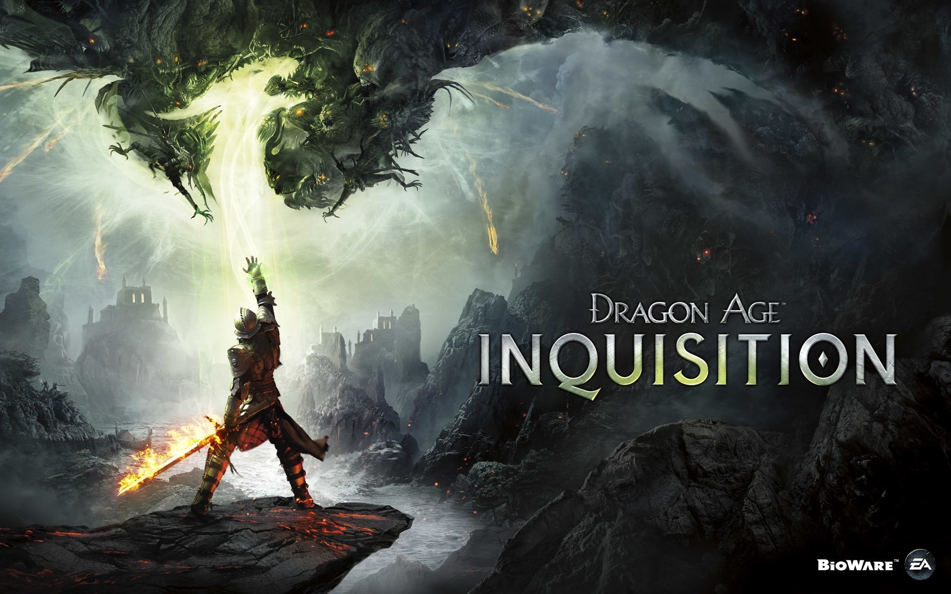 HD Wallpaper | Background ID:556193. Video Game Dragon Age:  Inquisition