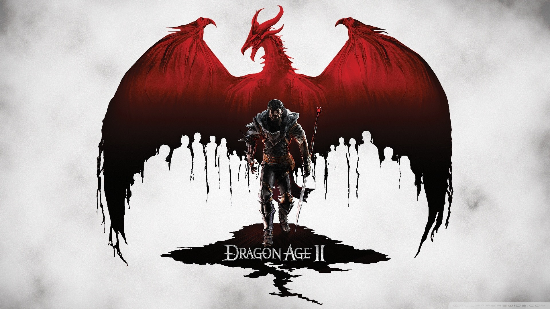 Dragon Age II HD Wide Wallpaper for Widescreen
