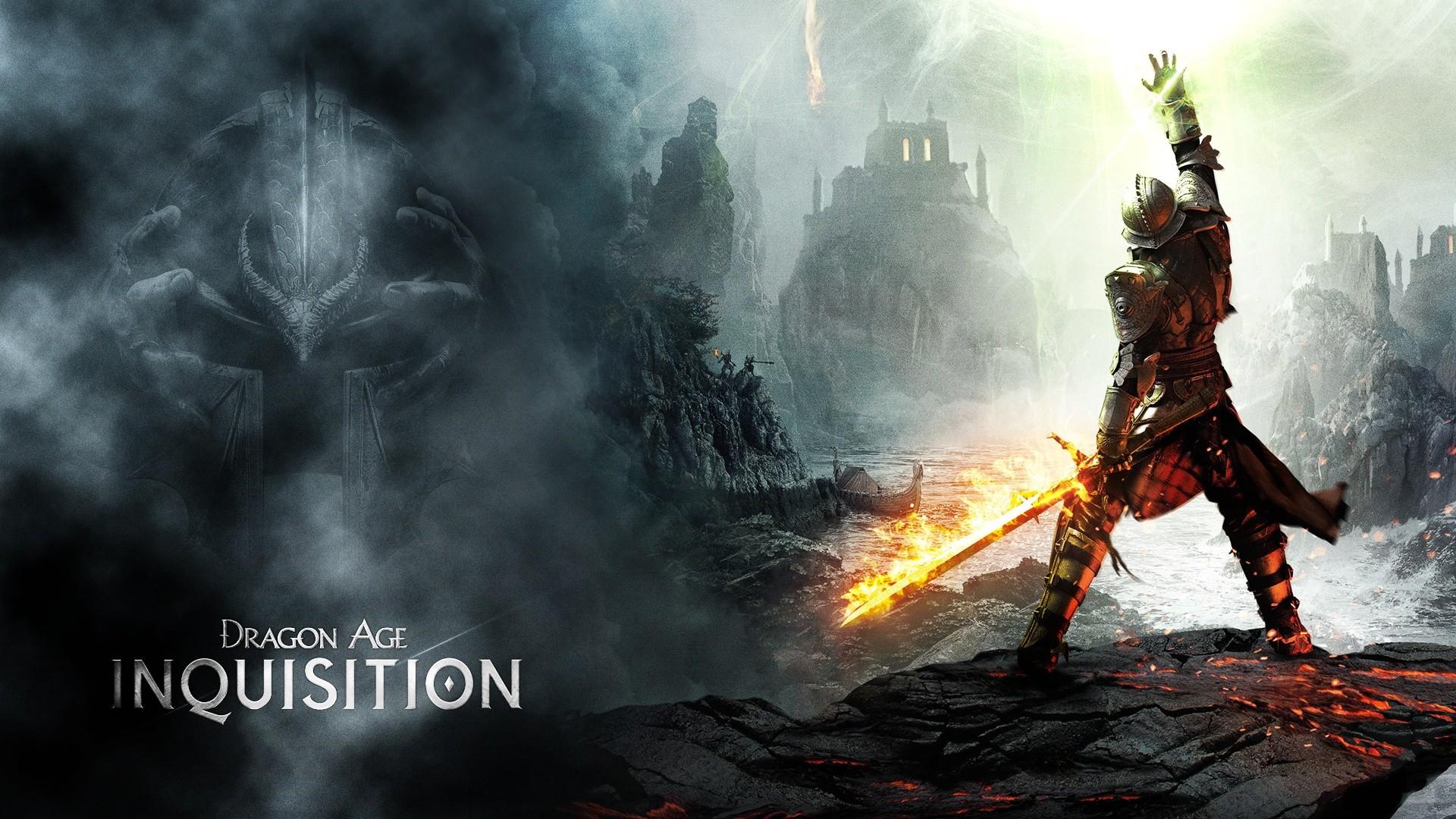 Dragon Age Inquisition Wallpaper 1920×1080