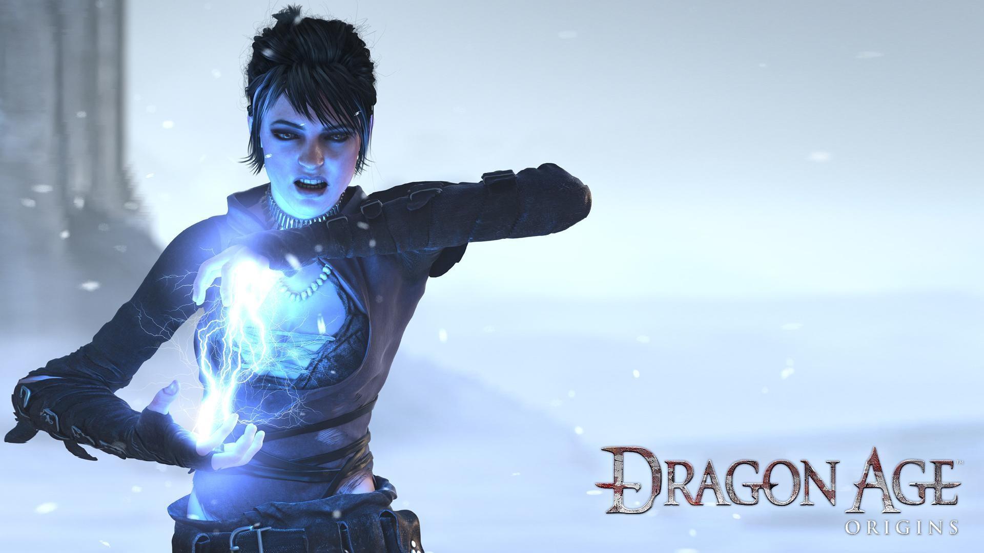 Morrigan – Dragon Age – Origins wallpaper – Free Wide HD Wallpaper