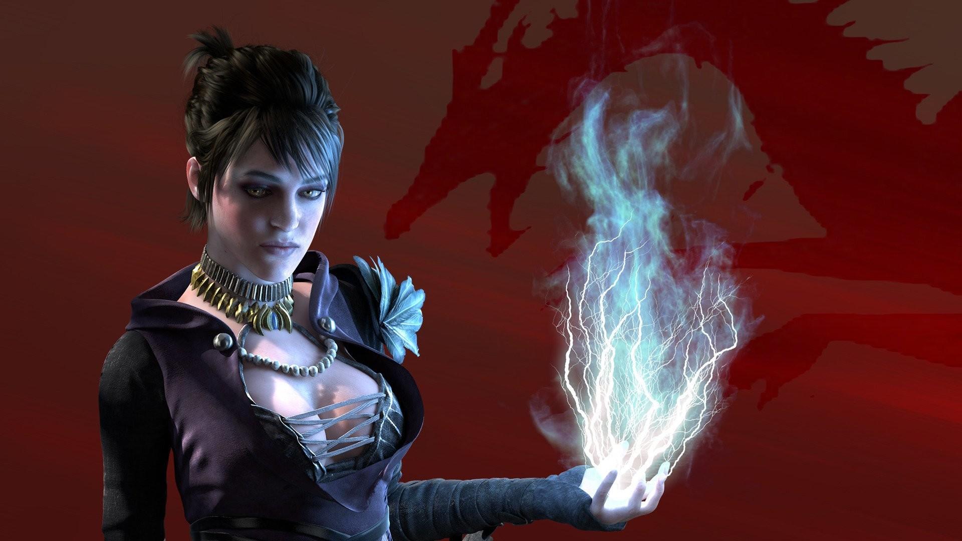 Video Game – Dragon Age: Origins Dragon Age Wallpaper