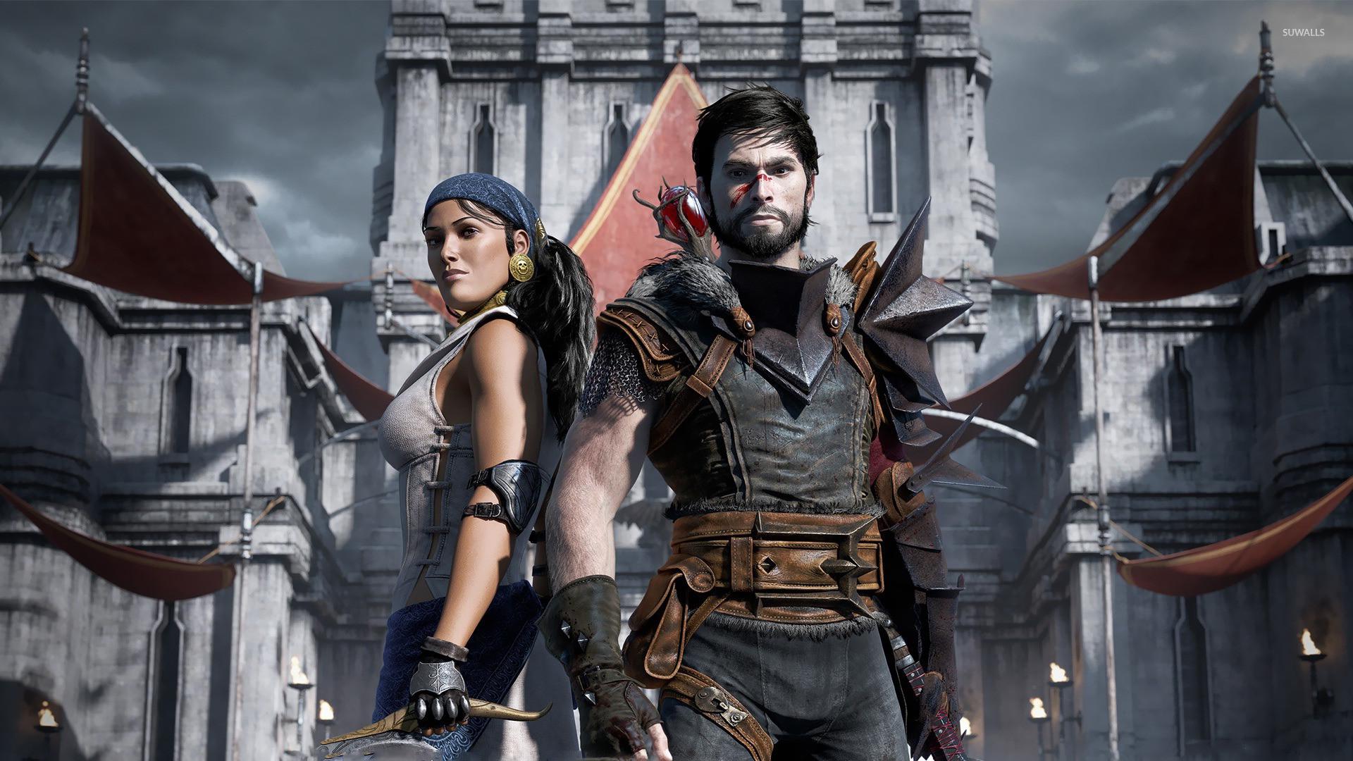 Dragon Age III: Inquisition wallpaper jpg