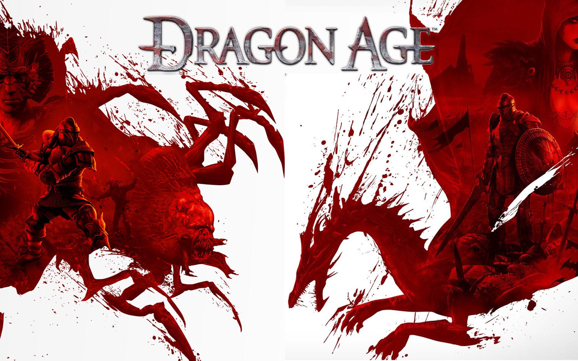 Dragon Age Wallpaper
