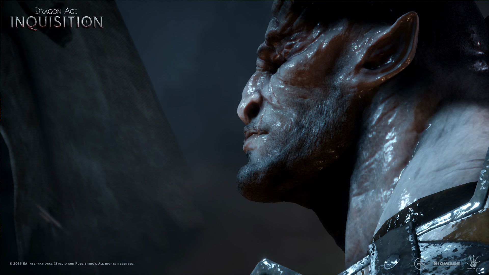 Dragon Age Inquisition: the demon wallpapers and images – wallpapers .