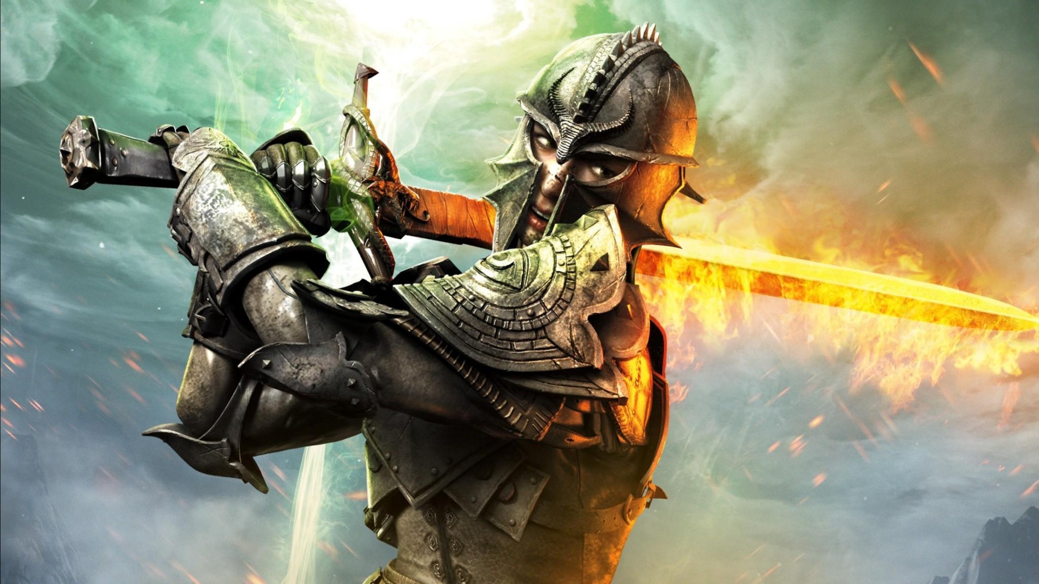 The Inquisitor Dragon Age: Inquisition