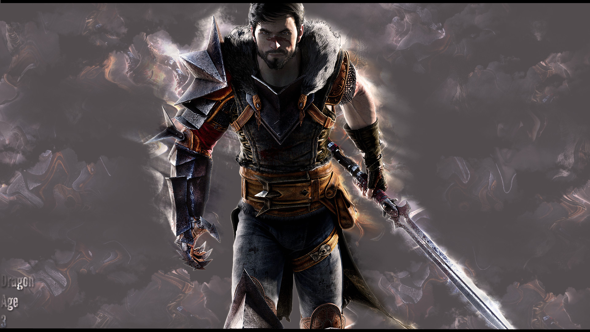Dragon Age 3 Wallpaper by Tooyp Dragon Age 3 Wallpaper by Tooyp