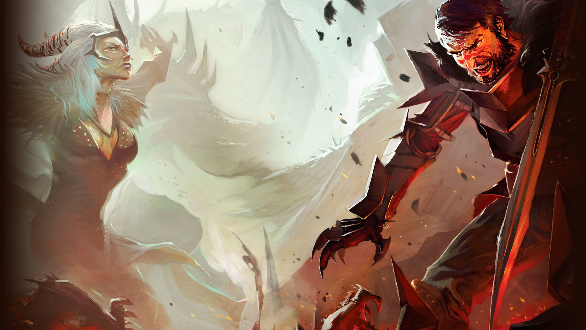 Dragon Age II Wallpapers