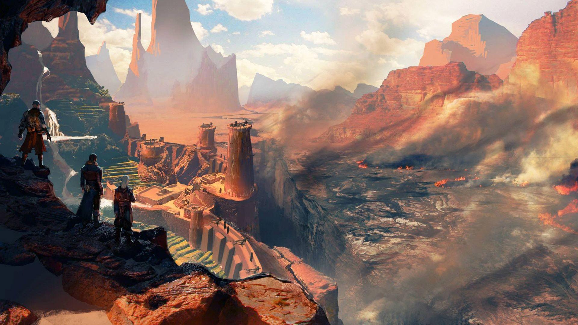 Dragon Age Inquisition Full HD Wallpaper
