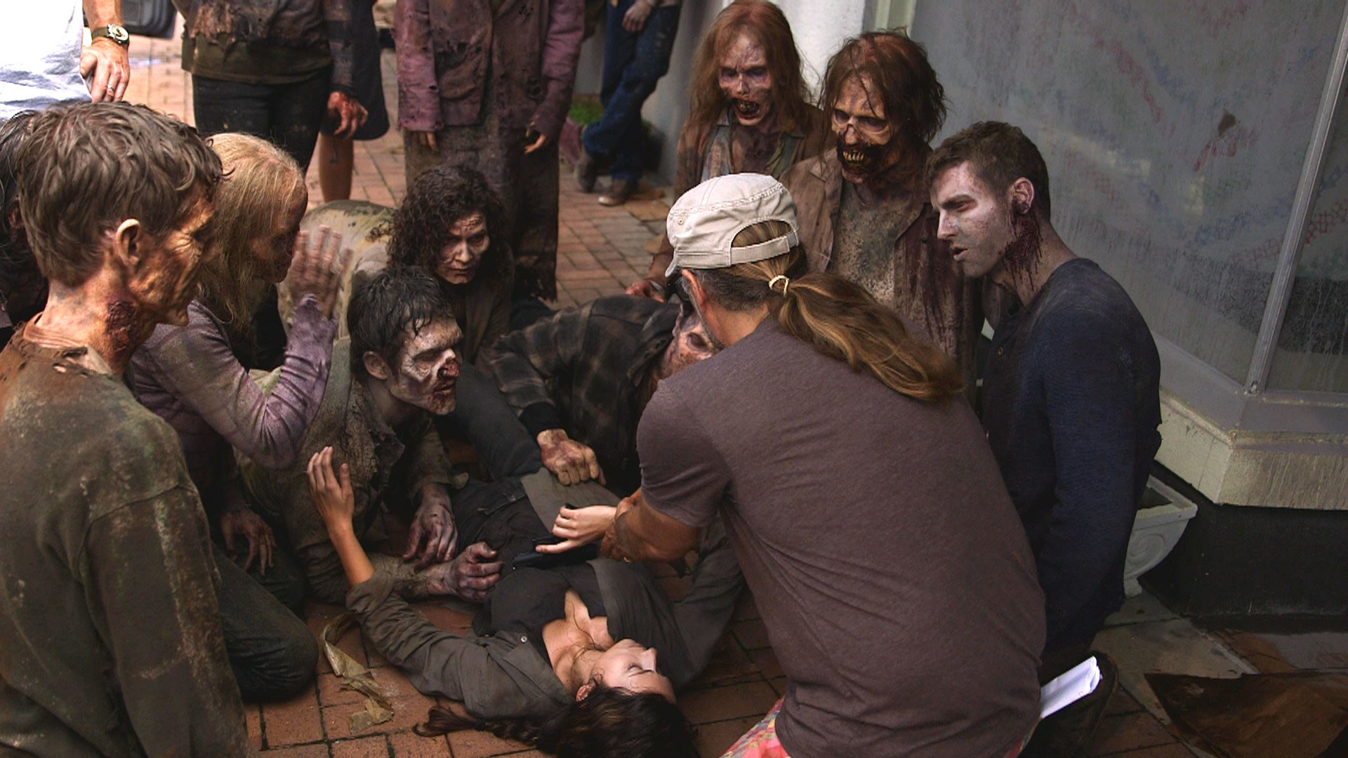 Making of Episode 603: The Walking Dead: Thank You