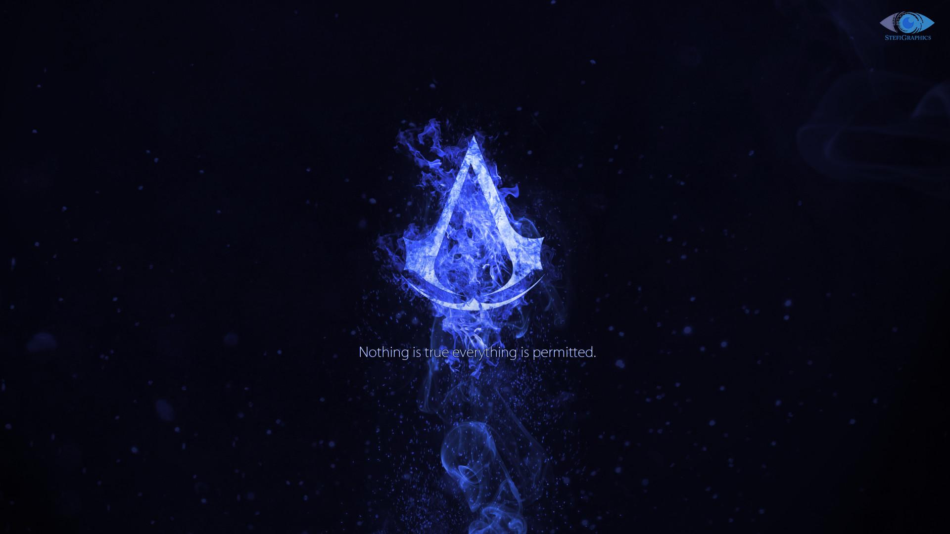 Assassin's Creed Logo Wallpaper