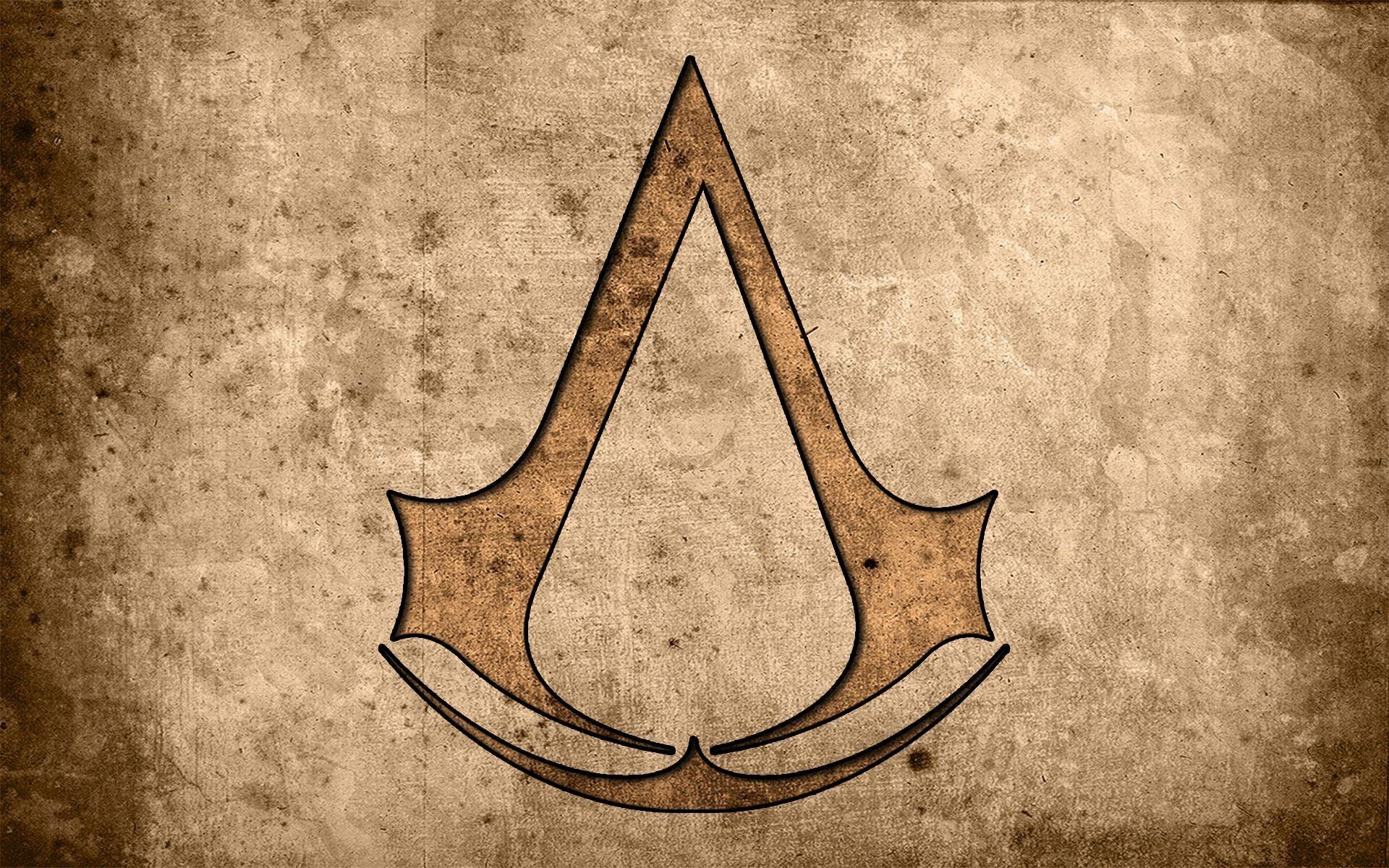… crossover; Assassin's Creed logo
