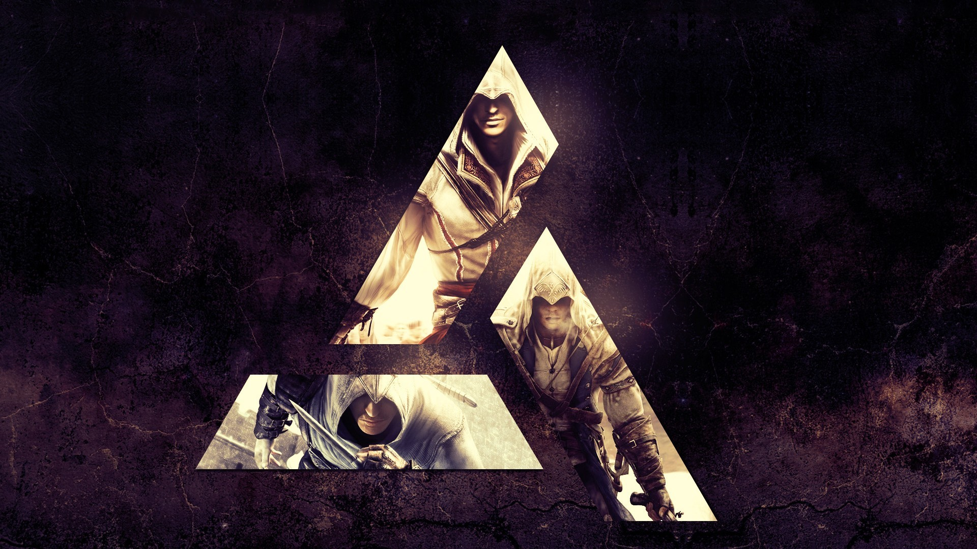 Assassins Creed III Graphic Desktop Wallpaper