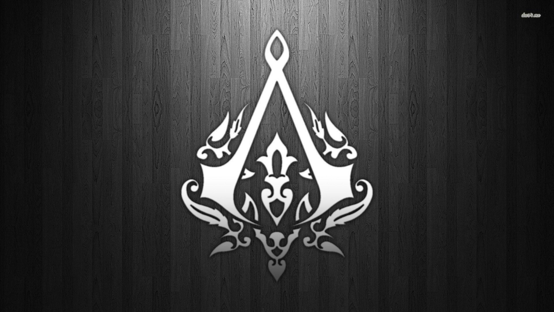 Assassin's Creed Logo wallpaper – 1204205