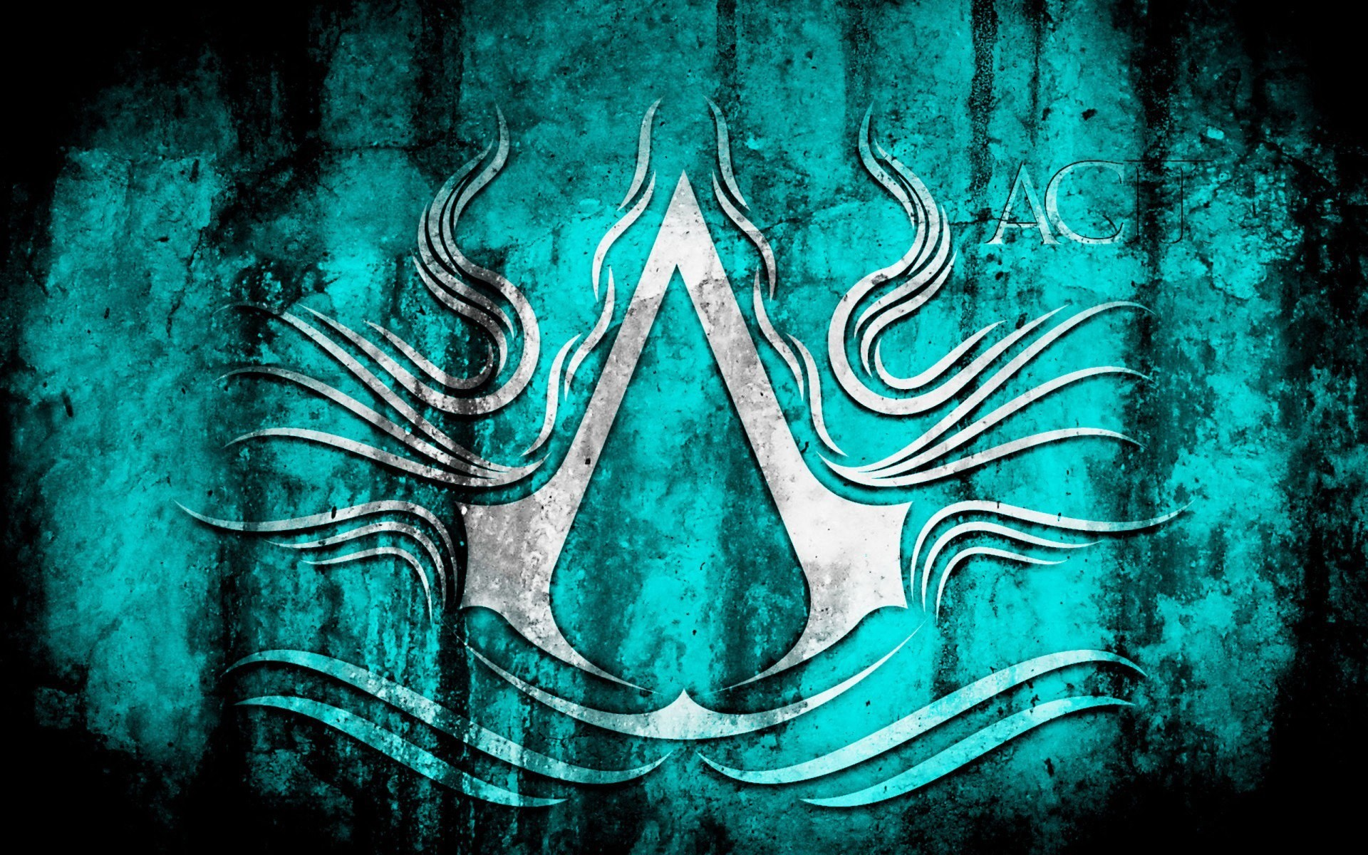 Cool Assassin's Creed Logo Wallpapers