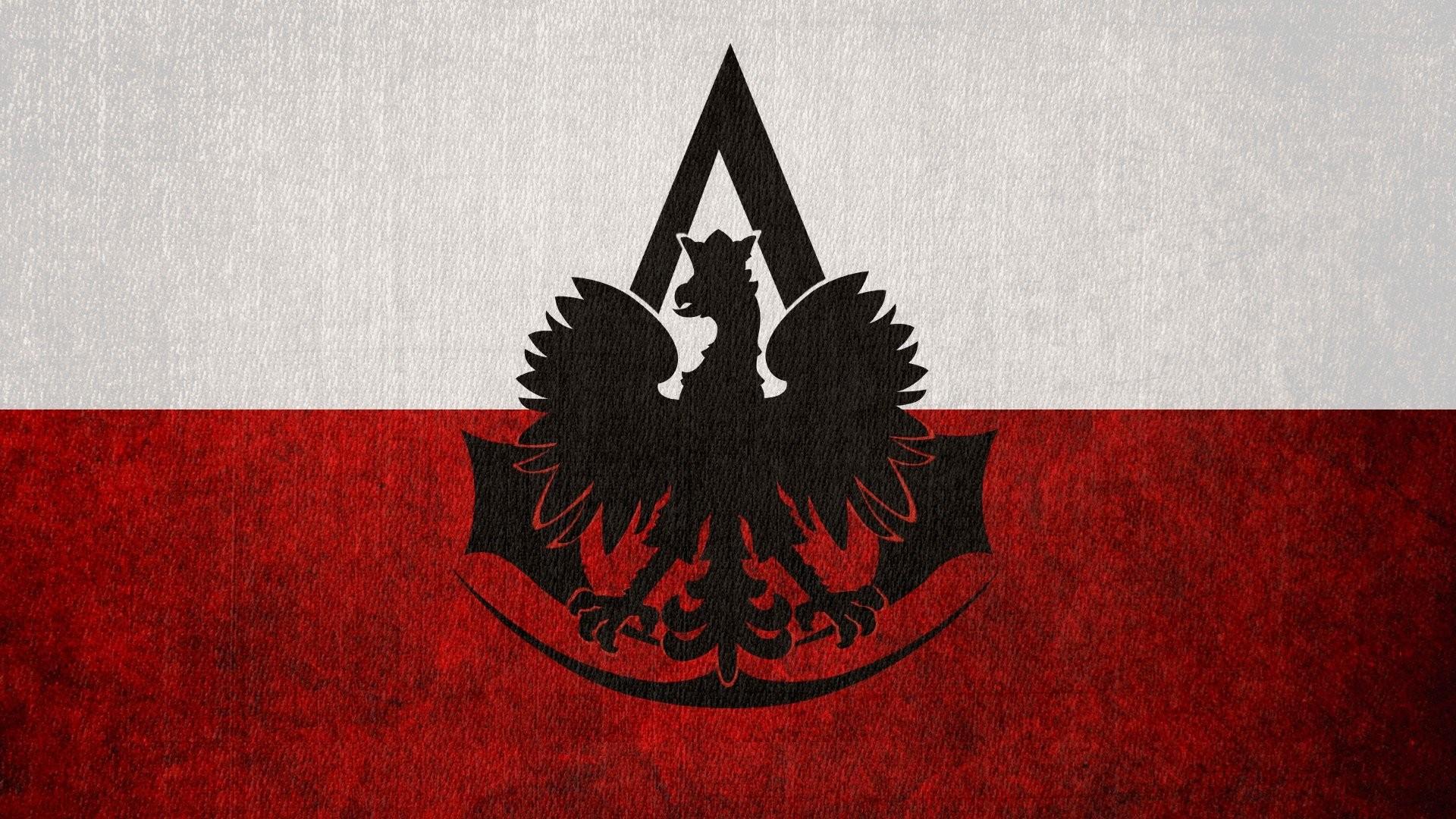 Assassins Creed flags Poland logos Polish Flag Polish eagle wallpaper |  | 323928 | WallpaperUP