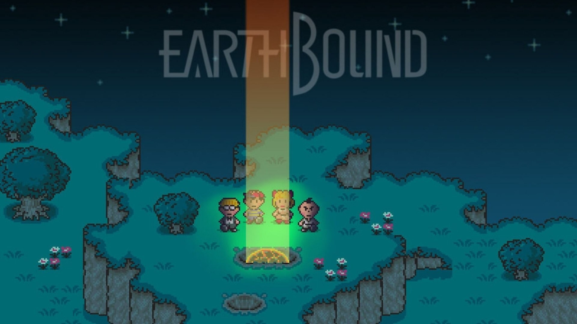 HD Wallpaper   Background ID:531960. Video Game Earthbound