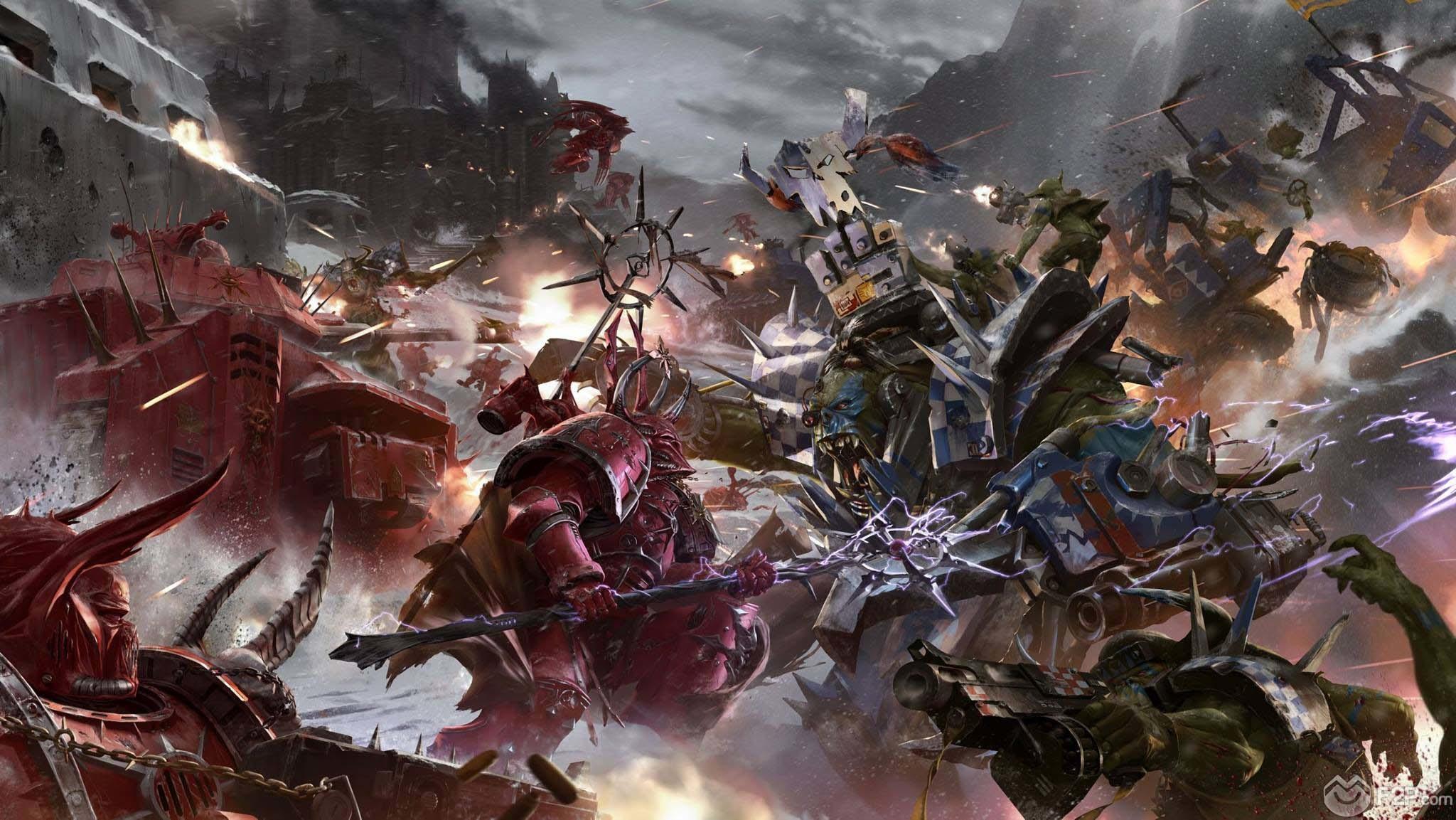 Warhammer 40,000 Eternal Crusade screenshot 1 …