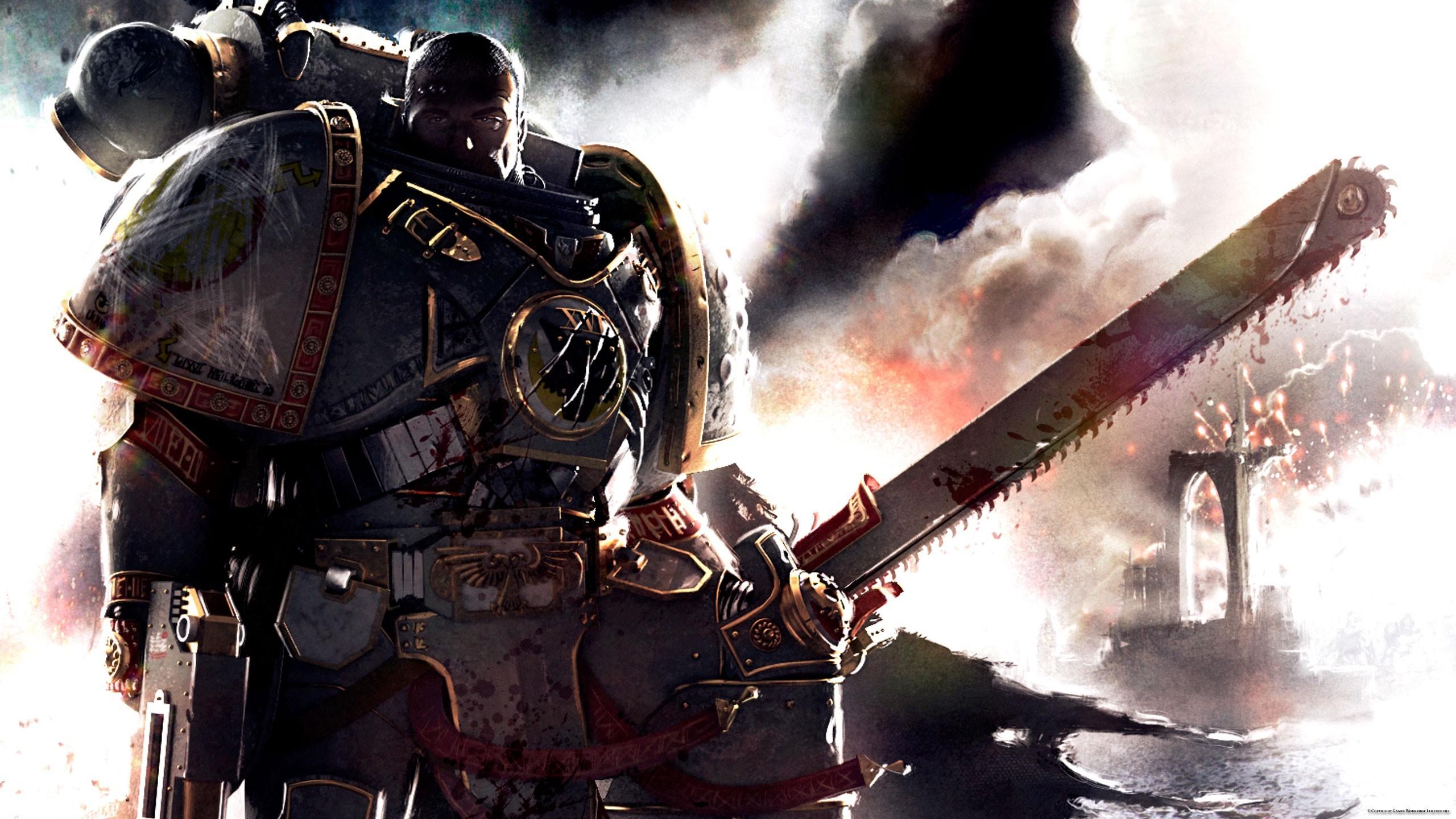 warhammer space marine 40000 w40k HD Wallpaper | space marines, exosuits,  future warfare | Pinterest | Space marine