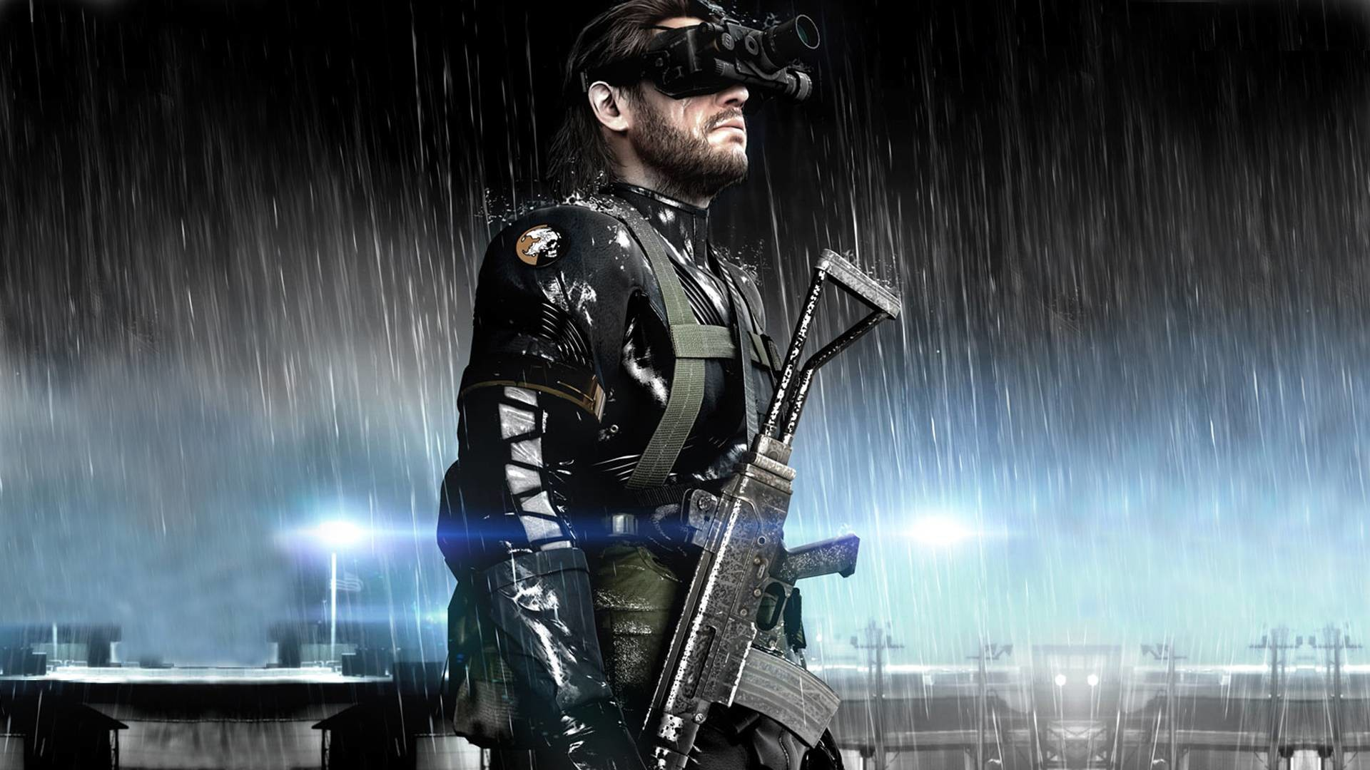 Metal Gear Solid Ground Zeroes Wallpapers In HD Â« GamingBolt.com .