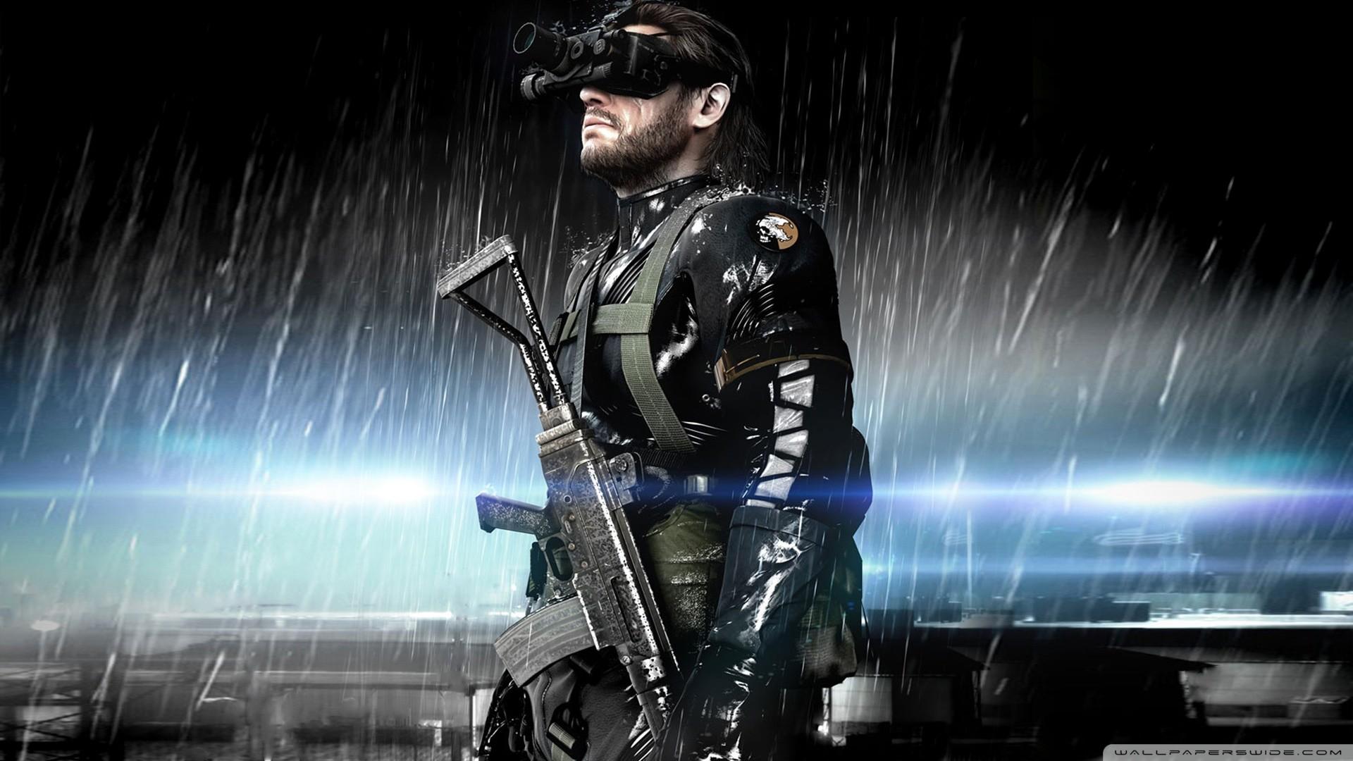 Metal Gear Solid Ground Zeroes Wallpaper | Wallpoper #447690 .