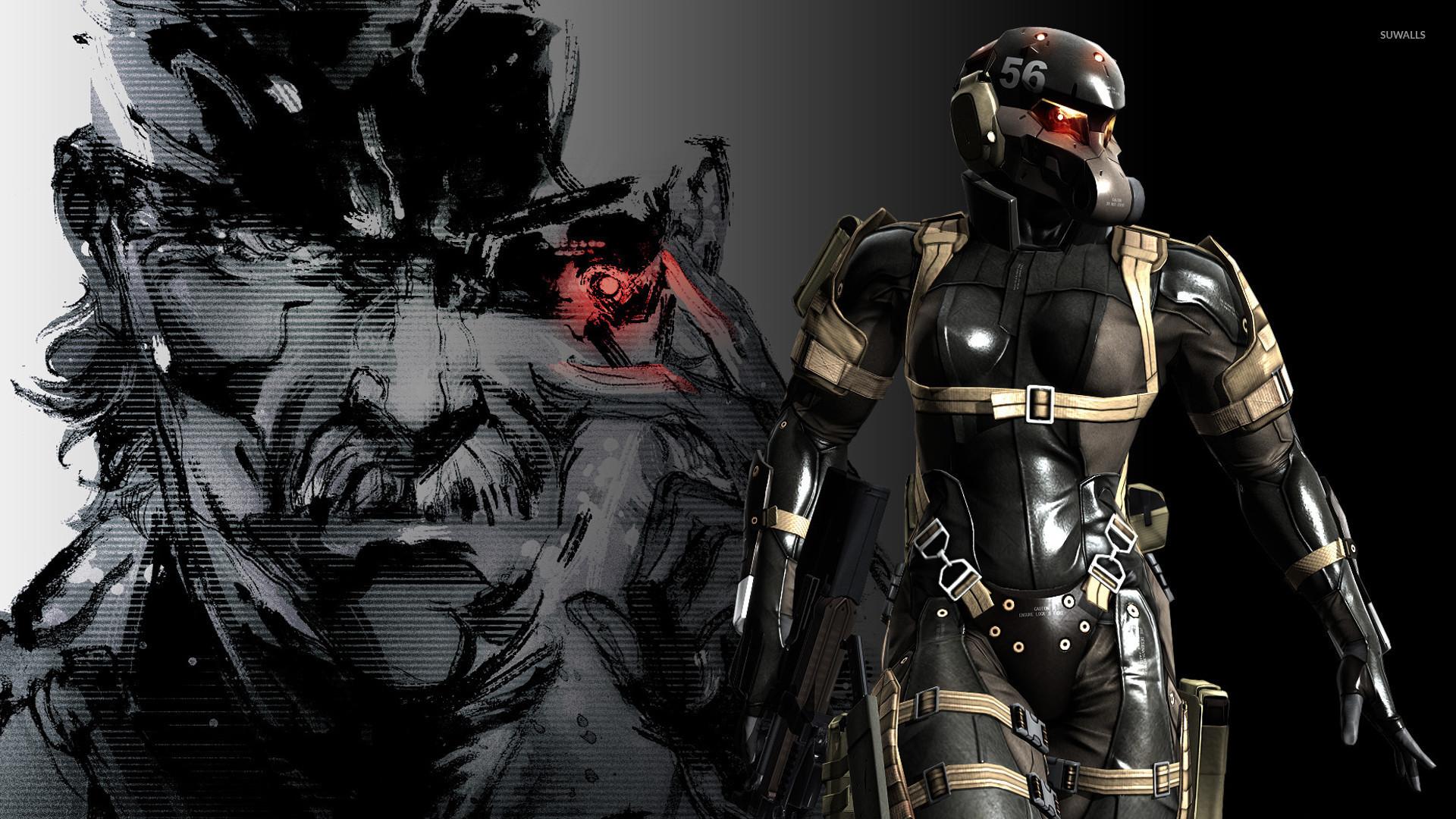 Metal Gear Solid [6] wallpaper