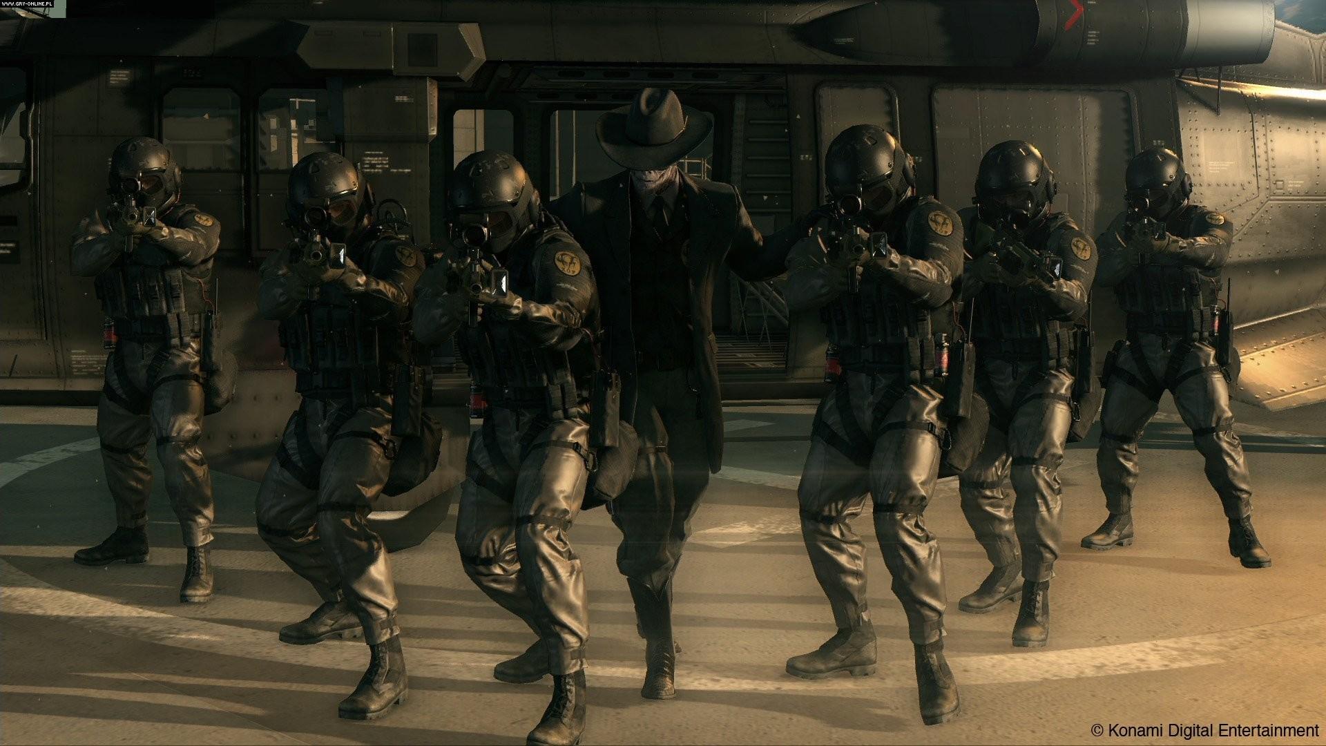12 HD Metal Gear Solid 5 Desktop Wallpapers For Free Download