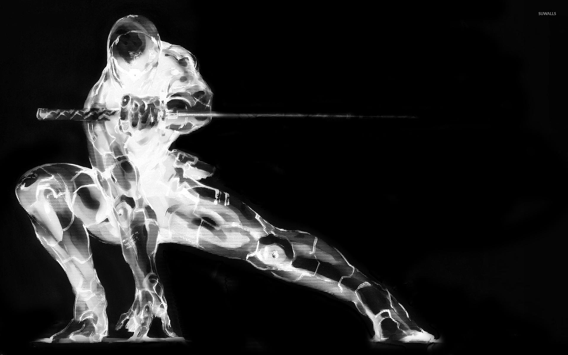 Gray Fox – Metal Gear Solid [2] wallpaper