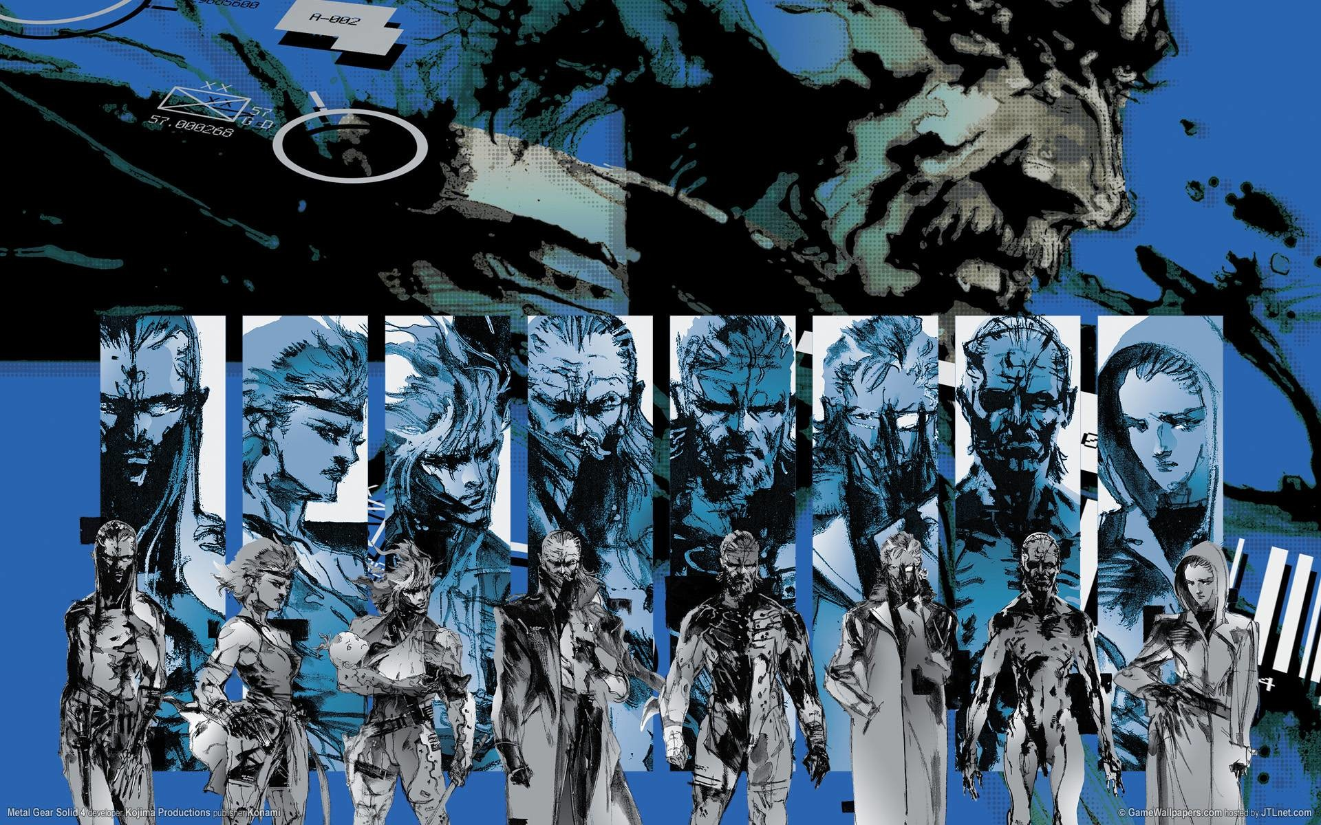 Metal Gear Solid Pc And Mac Wallpapers HD, HQ Backgrounds | HD .