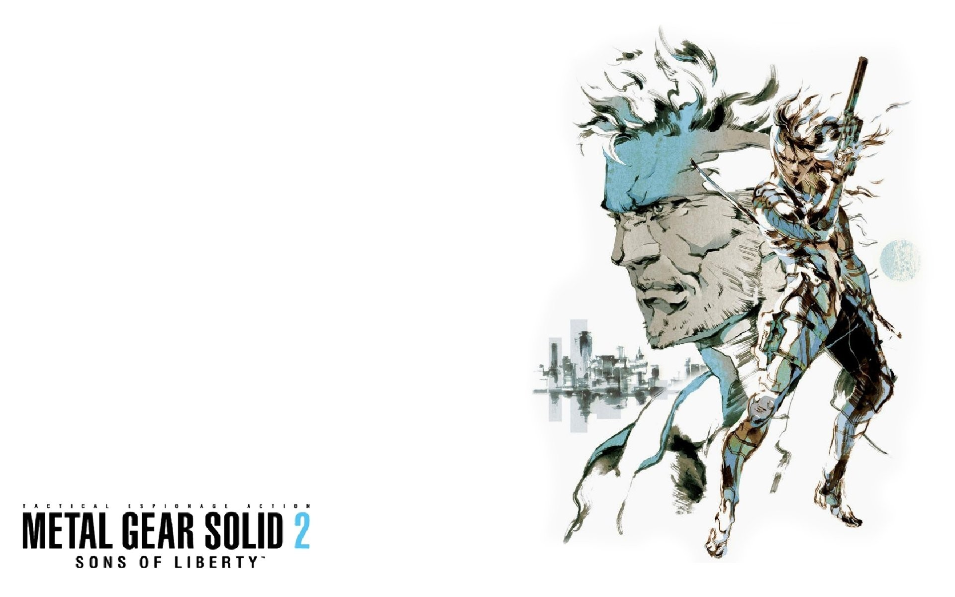 HD Wallpaper | Background ID:325398. Video Game Metal Gear Solid  …