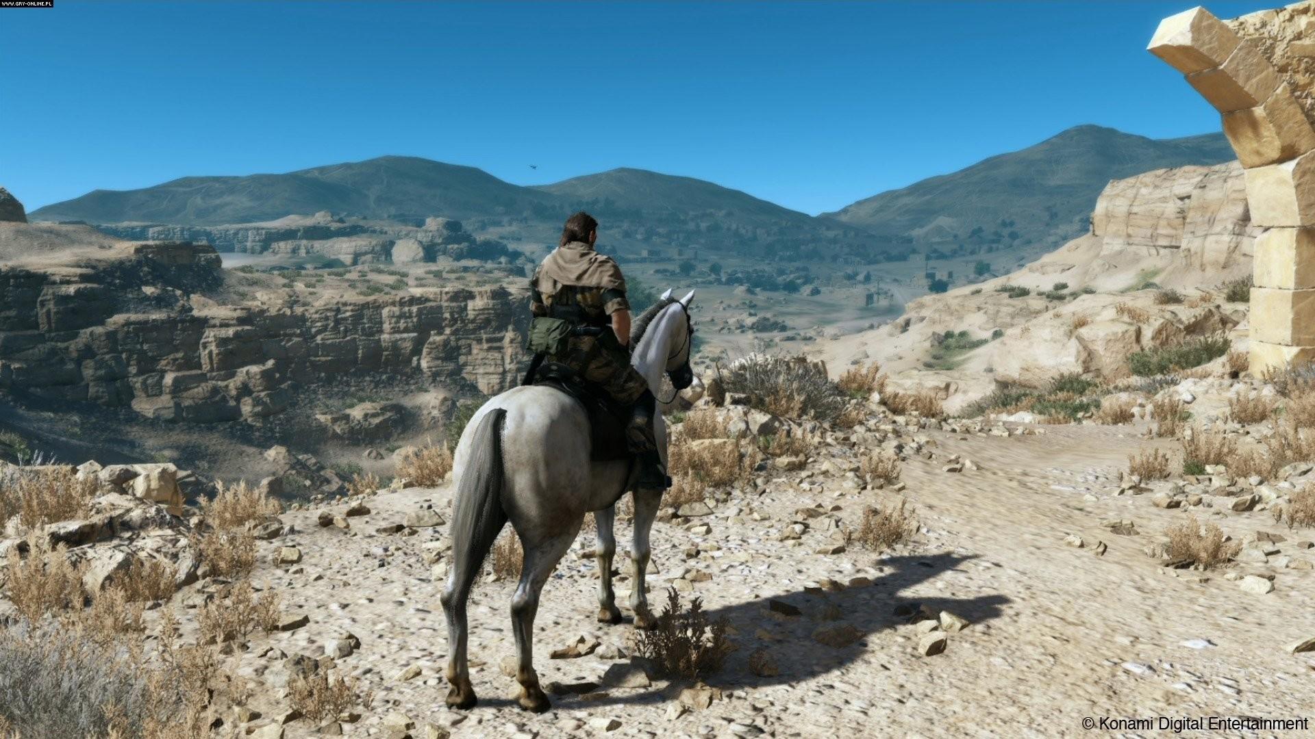 Video Game – Metal Gear Solid V: The Phantom Pain Wallpaper