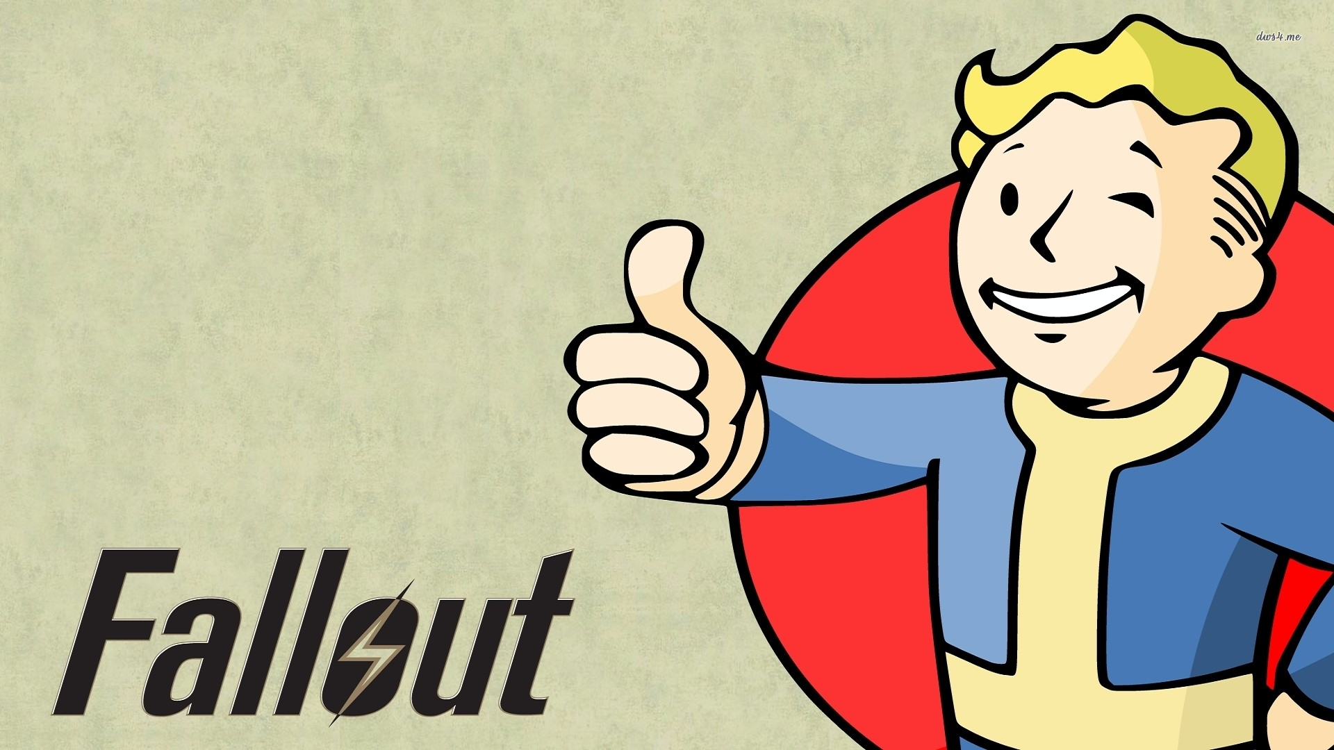 Vault Boy – Fallout wallpaper 1280×800 Vault Boy – Fallout wallpaper .