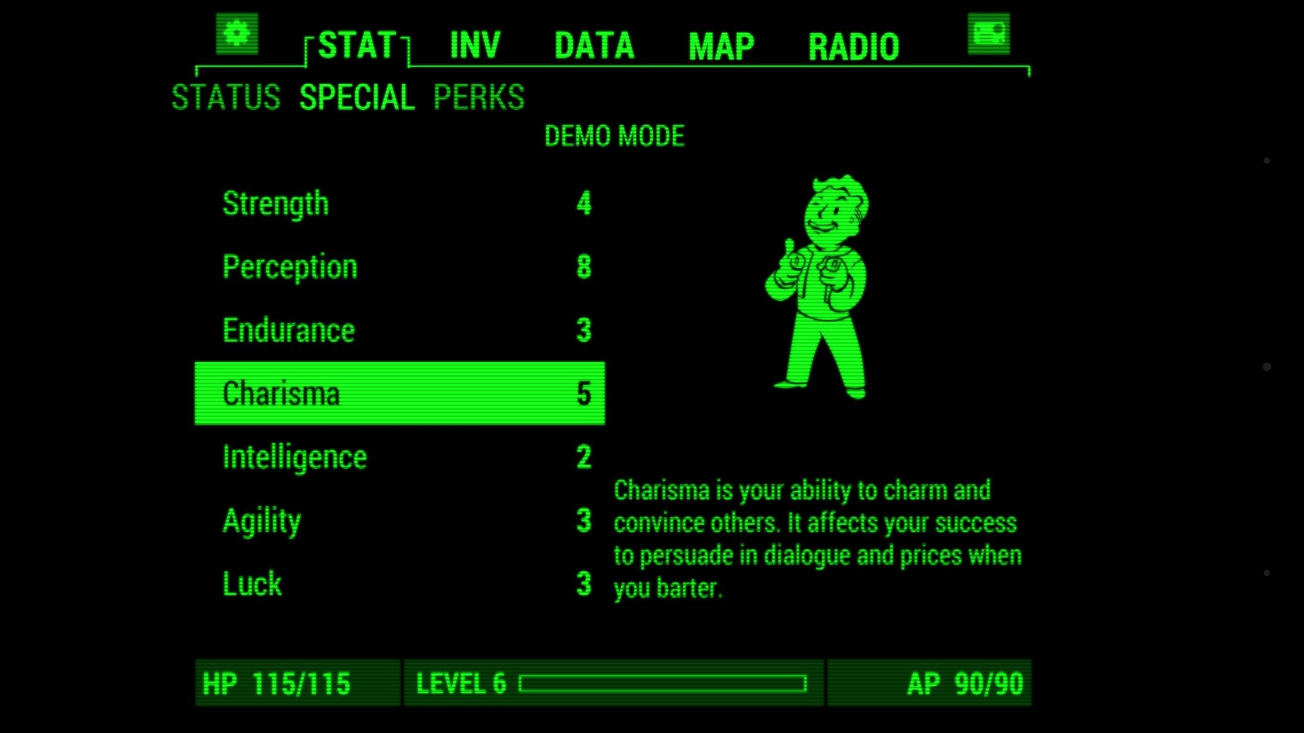 Fallout Pip-Boy companion app