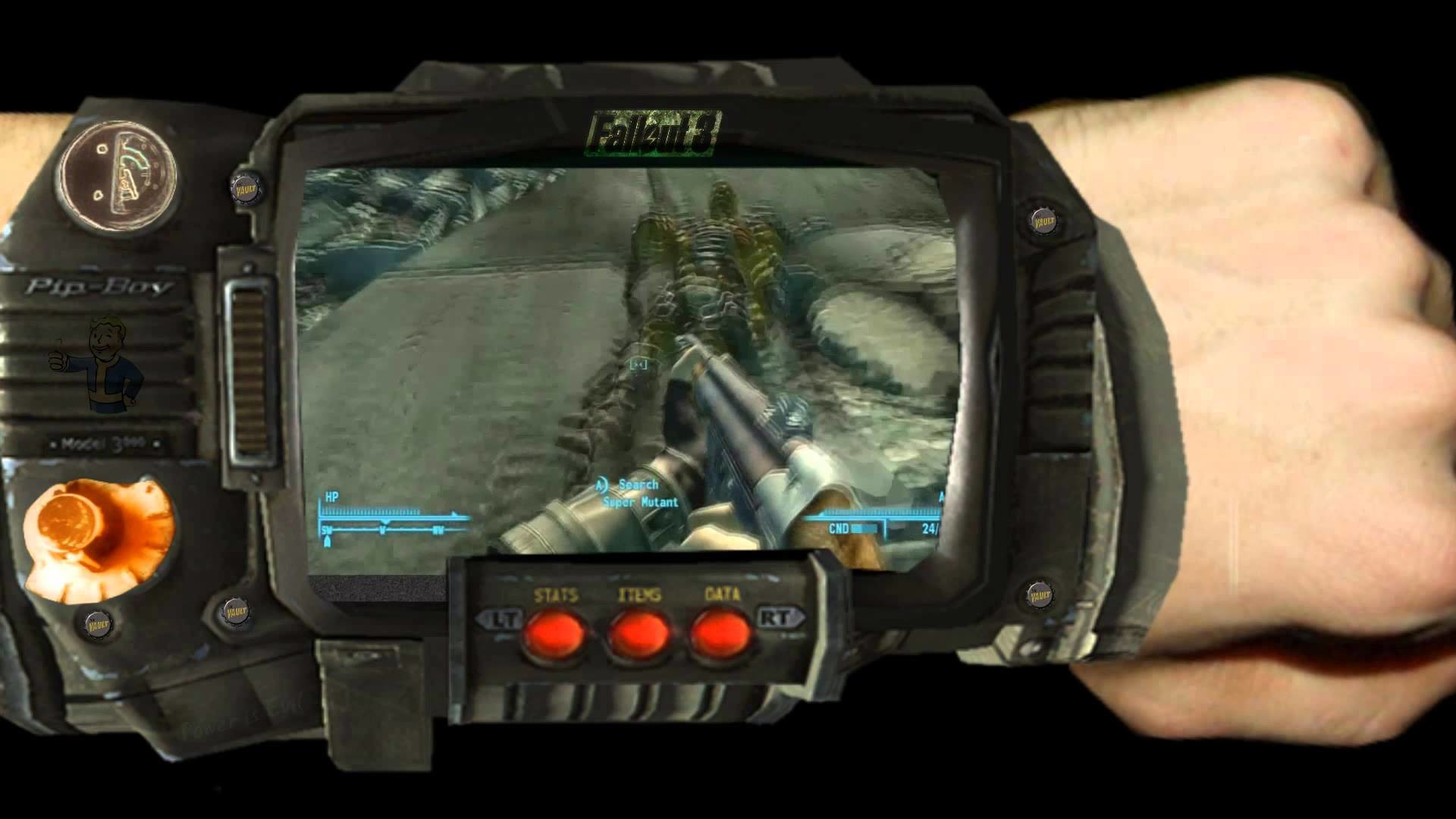"""Following in His Footsteps """"Watch it on the Pipboy 3000 in HD"""" – YouTube"""
