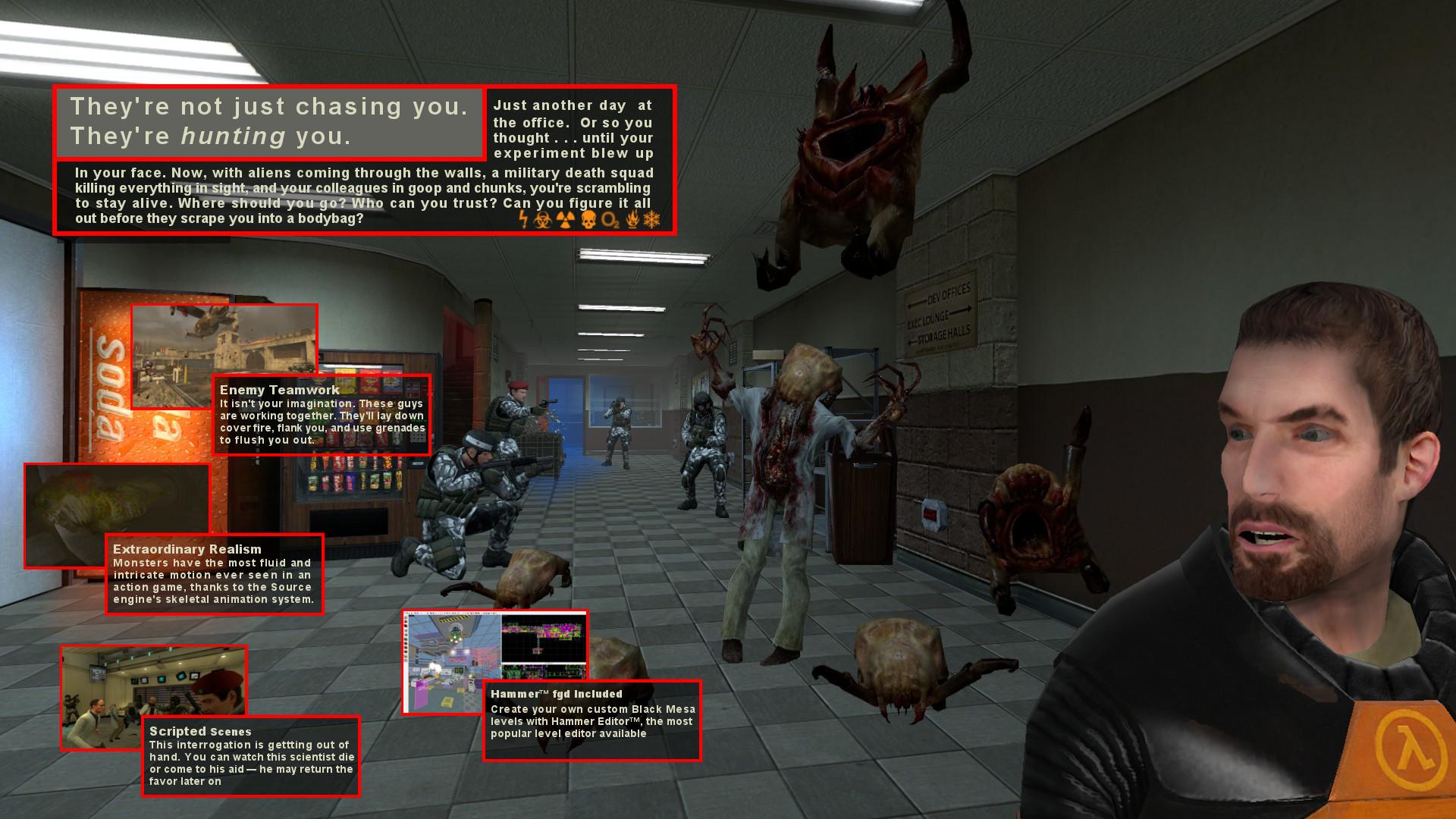 Black Mesa 4K Wallpaper   Black Mesa 1080p Wallpaper …