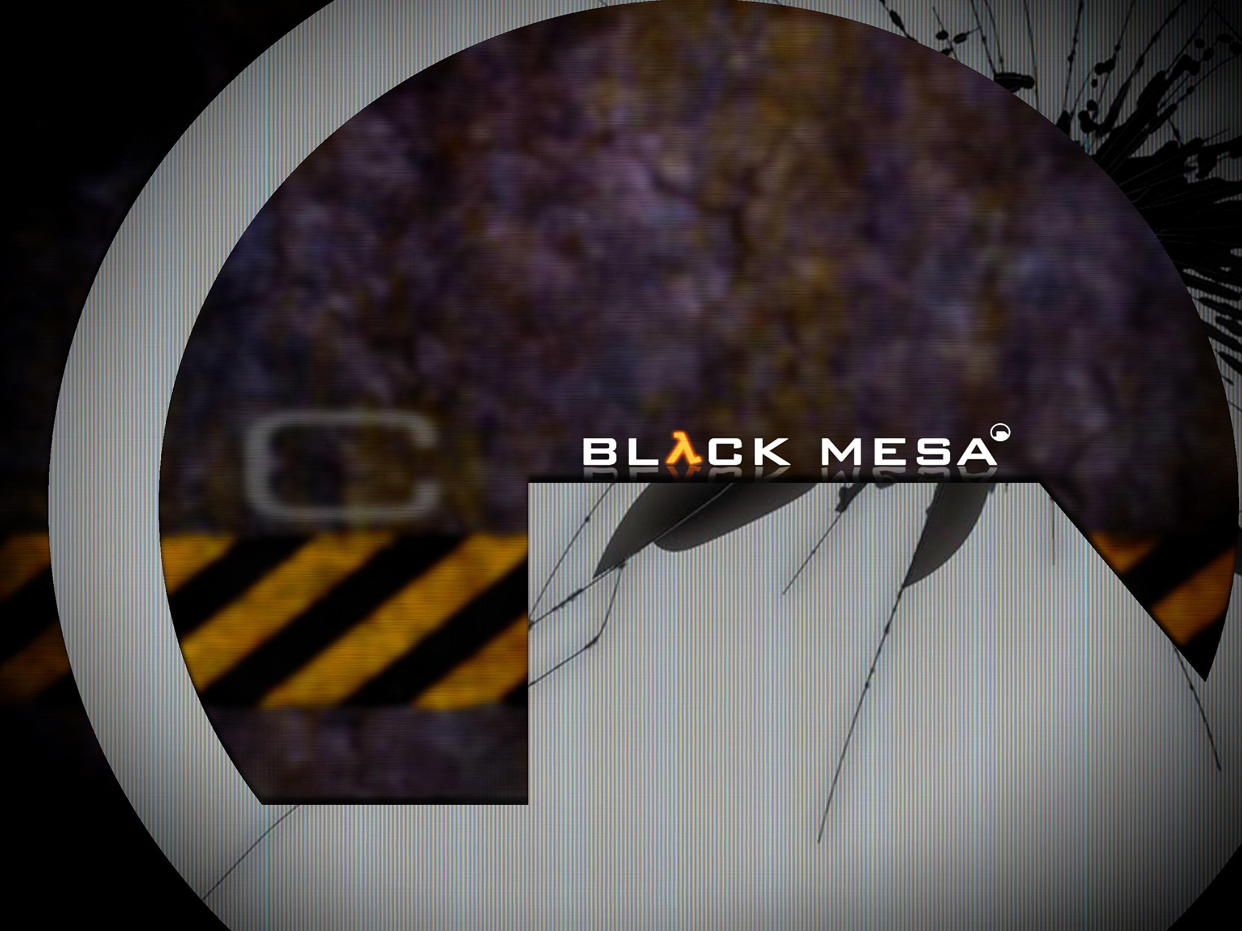 … Black Mesa Source C6 Wallpaper by Binary-Map