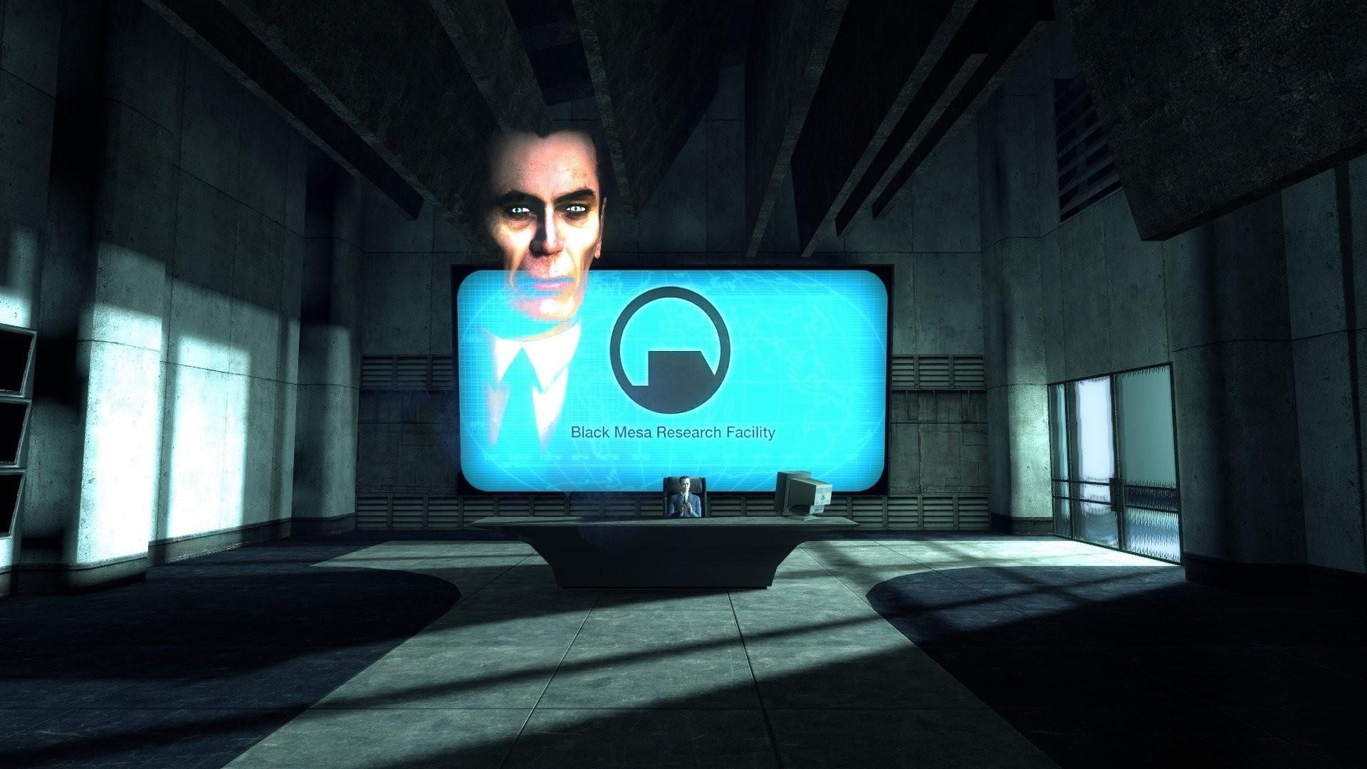 Half-Life Black Mesa G-Man wallpaper     283938   WallpaperUP