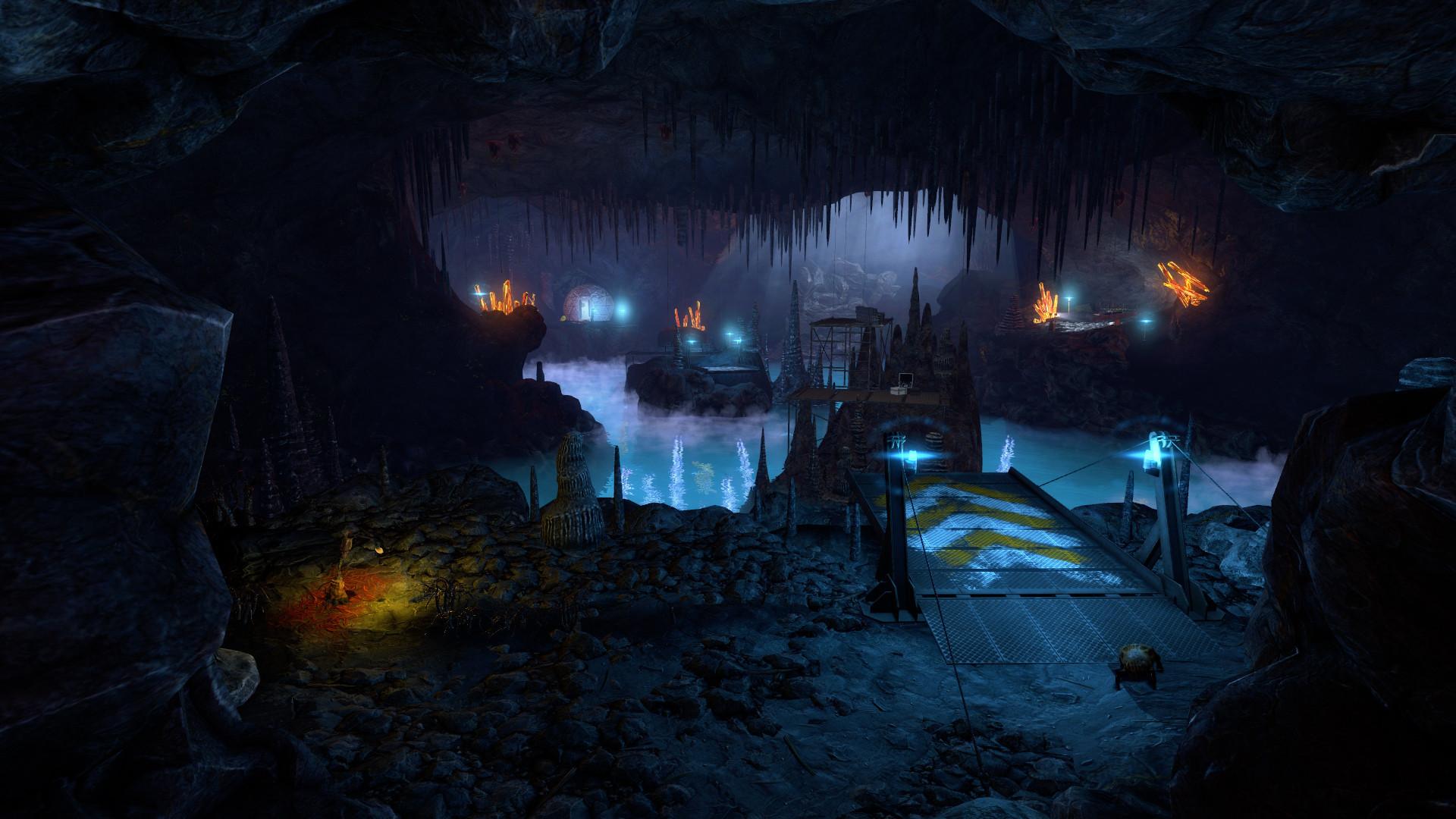 Black Mesa – XEN Background #1 …