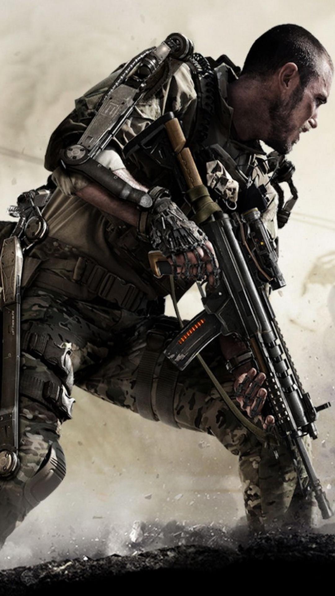 For Geeks Call of Duty Advanced Warfare