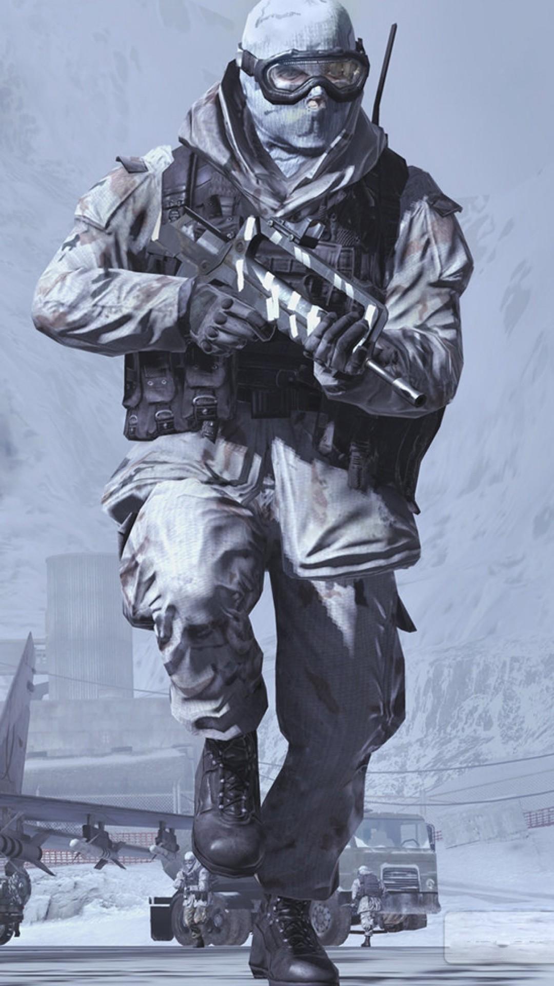 … Call Of Duty Advanced Warfare iphone 5s Wallpaper