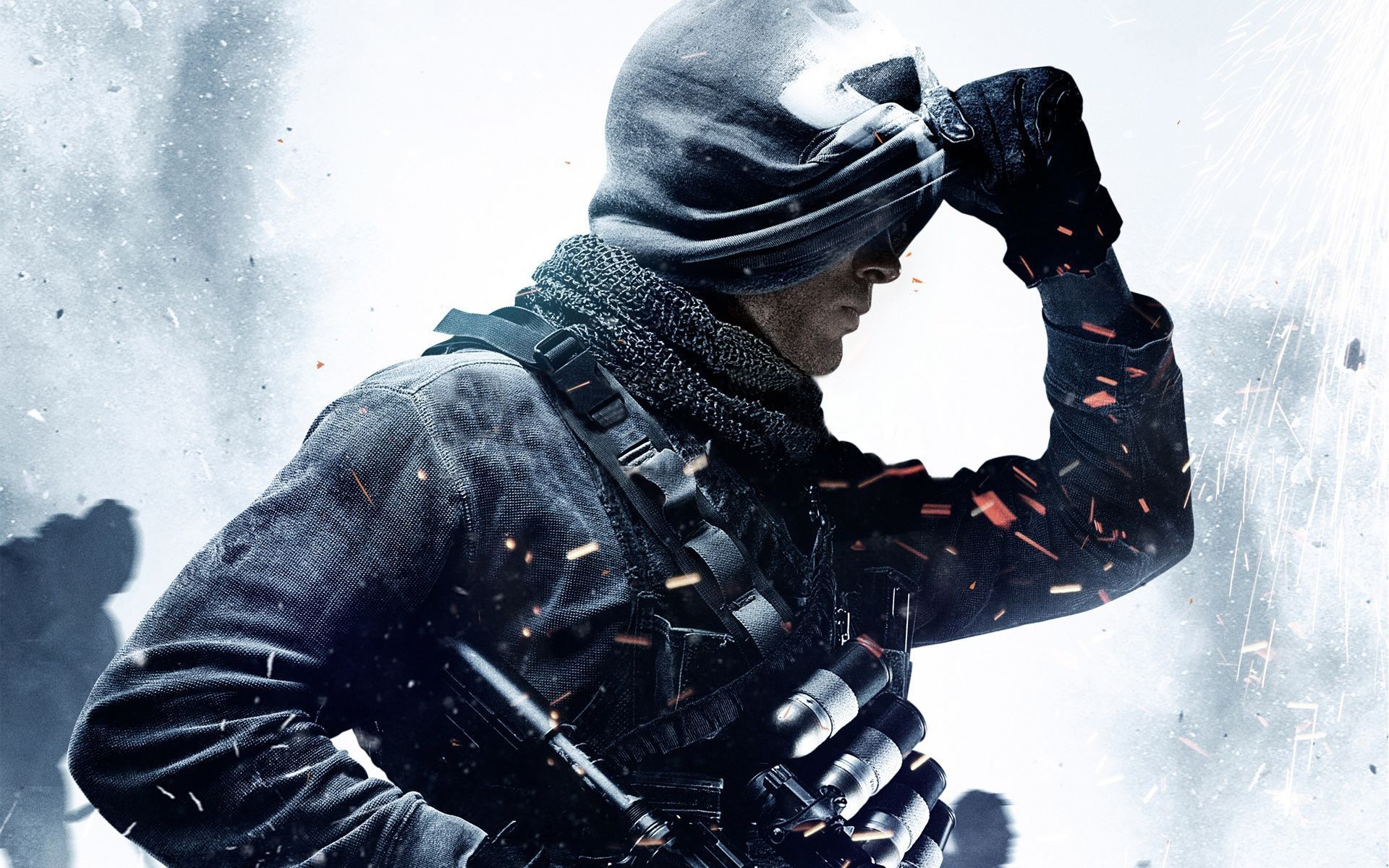 Call of Duty Ghosts Game Wallpapers