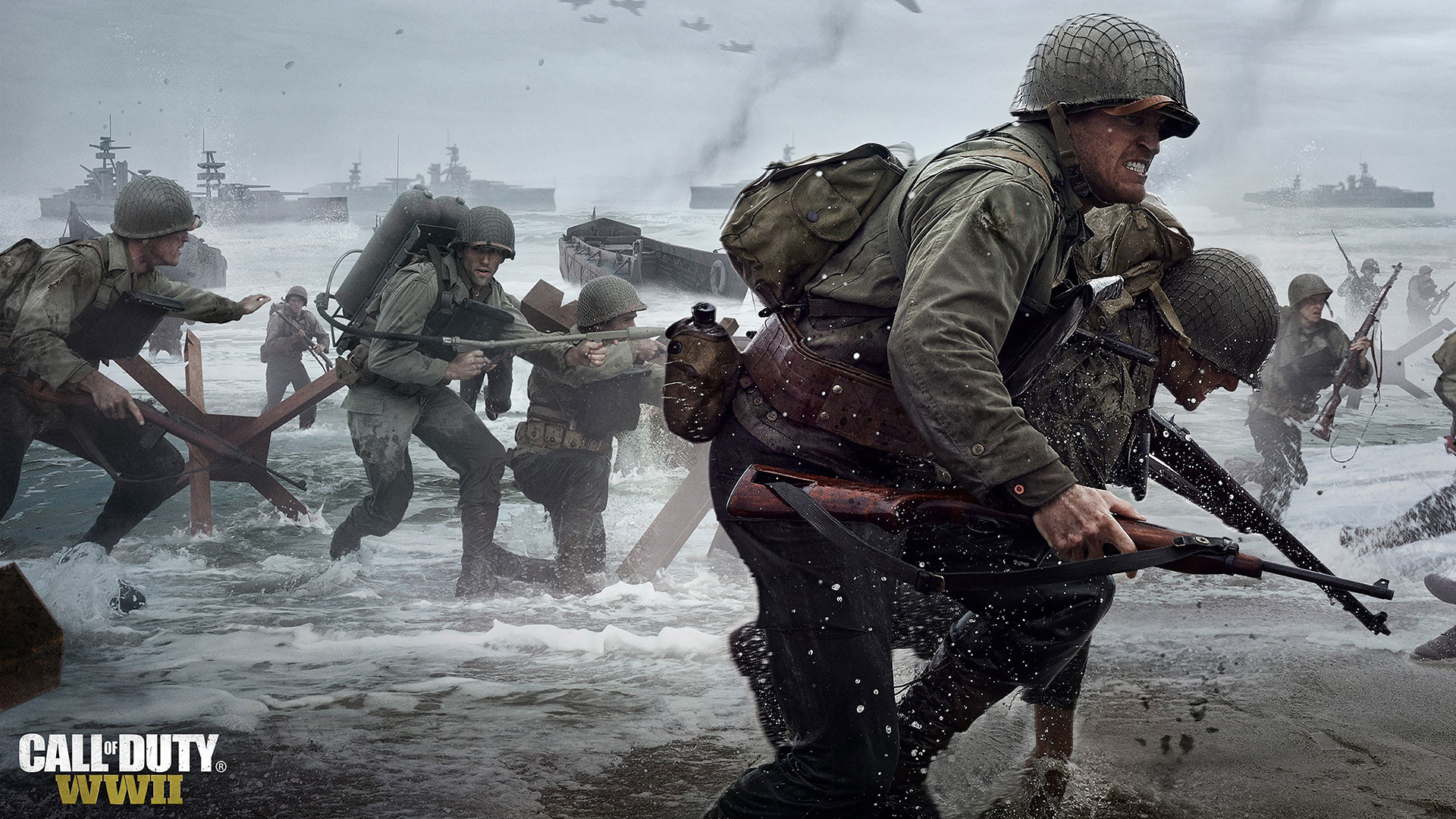 … CALL OF DUTY WWII 1080p Wallpaper …