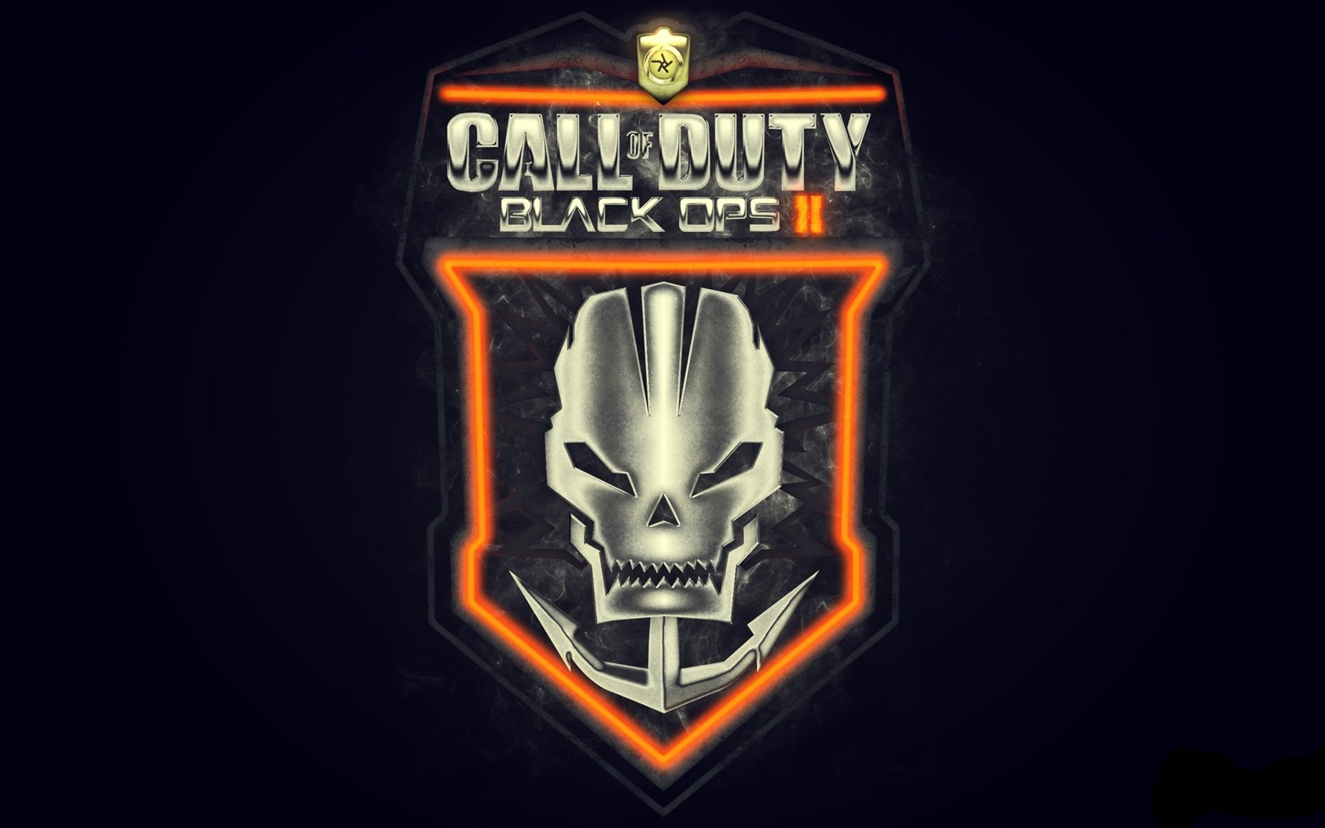Call of Duty Black Ops II Wallpaper Logo is high definition wallpaper. You  can make Call of Duty: Black Ops II Wallpaper Logo For your Desktop  Background,