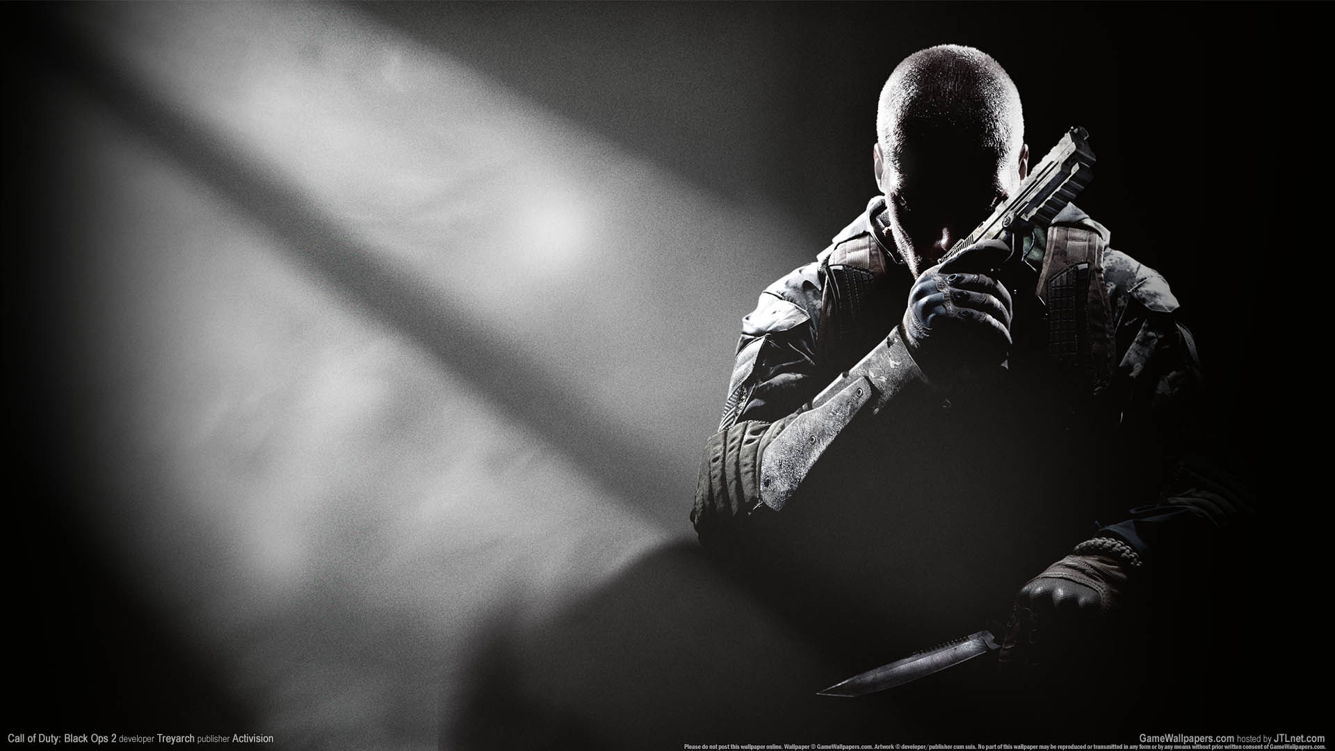 … Call of Duty: Black Ops 2 wallpaper or background 01